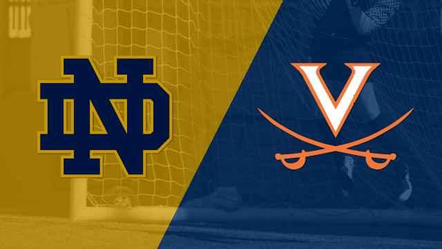 Notre Dame vs. #13 Virginia (W Soccer)