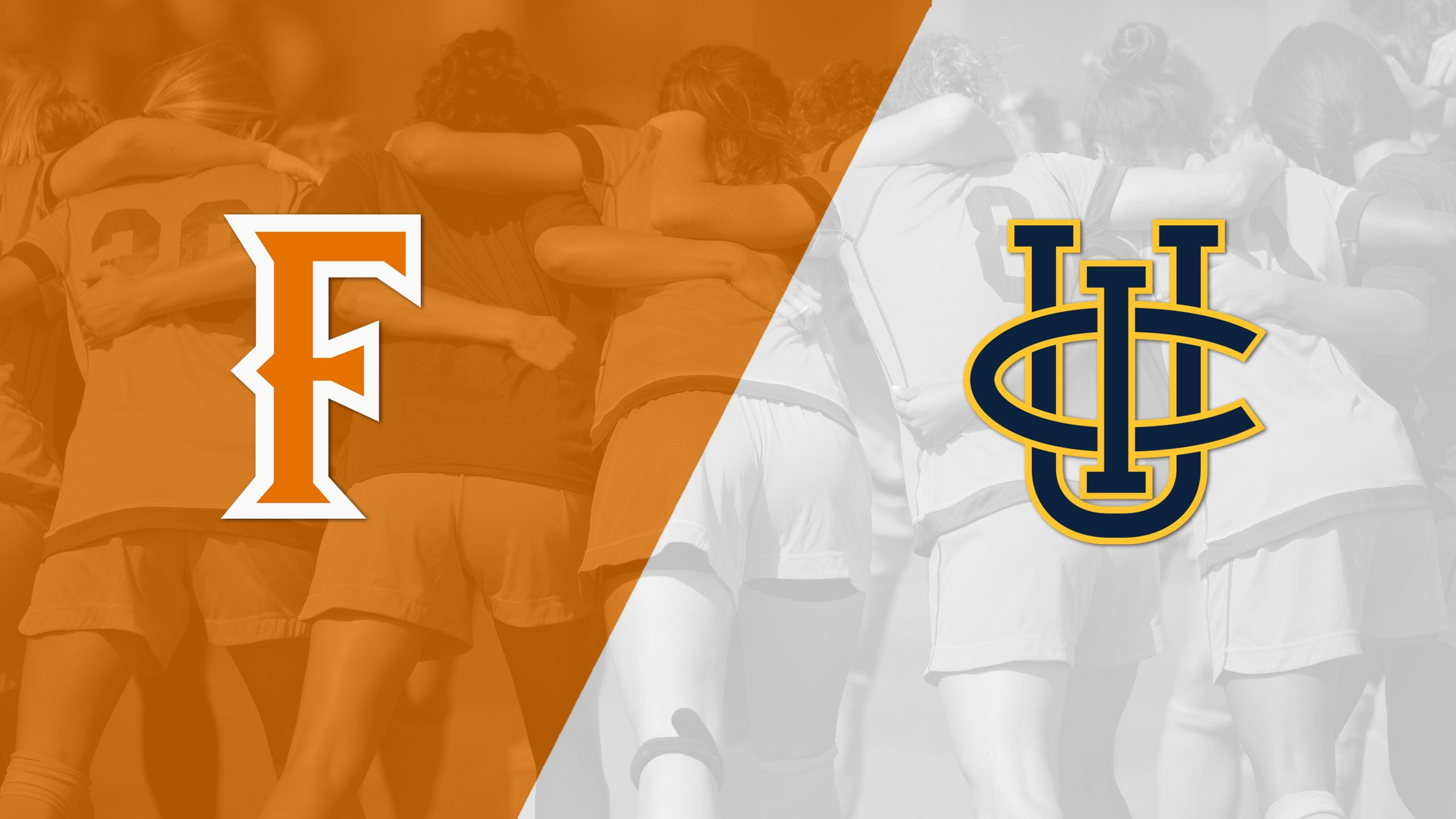 CSU Fullerton vs. UC Irvine (Semifinal #1) (Big West Women's Soccer Tournament)