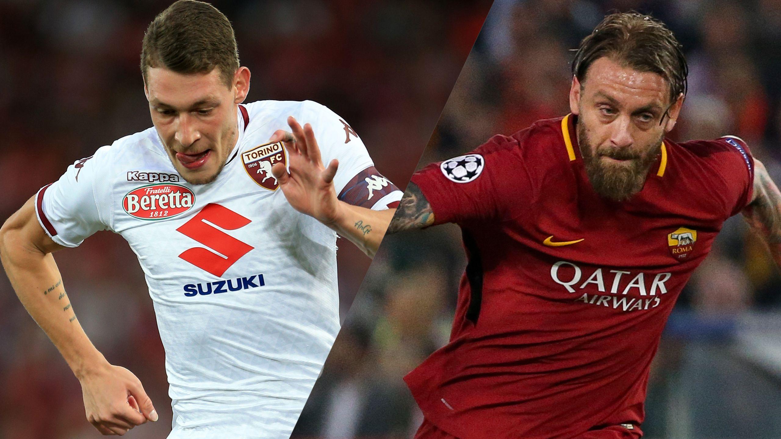 Torino vs. AS Roma (Serie A)