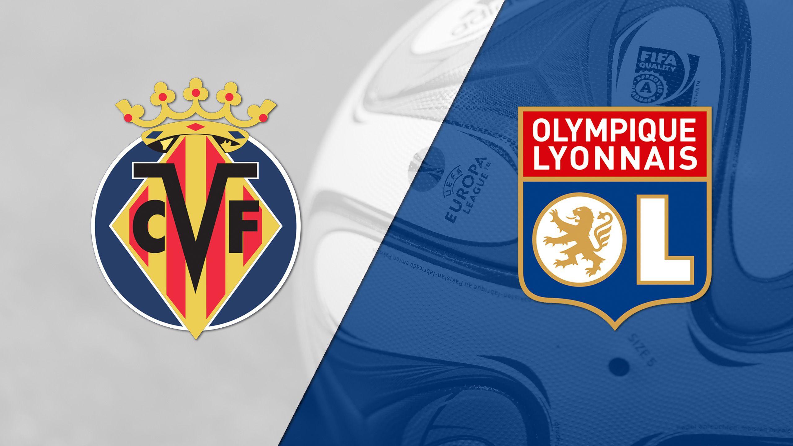 In Spanish - Villarreal vs. Lyon (Round of 32, Second Leg) (UEFA Europa League)