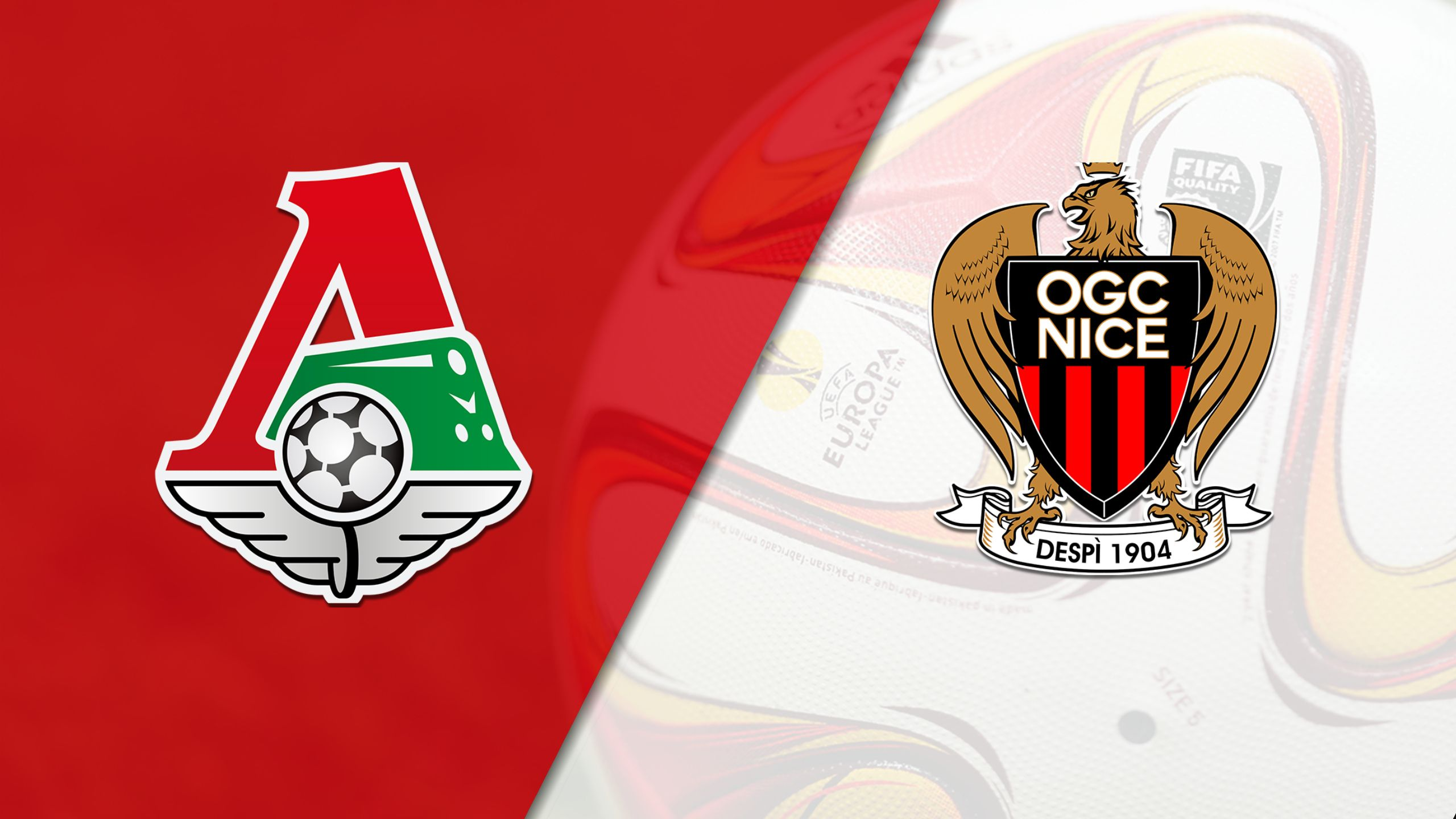 In Spanish - Lokomotiv Moscou vs. Nice (Round of 32, Second Leg) (UEFA Europa League)
