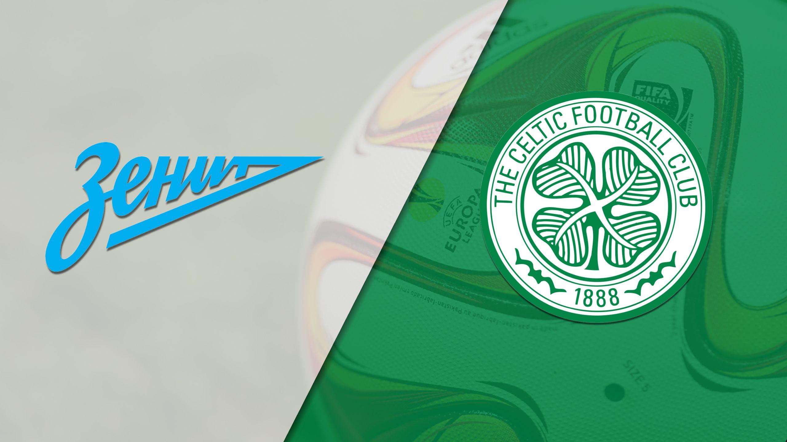 In Spanish - Zenit vs. Celtic (Round of 32, Second Leg) (UEFA Europa League)