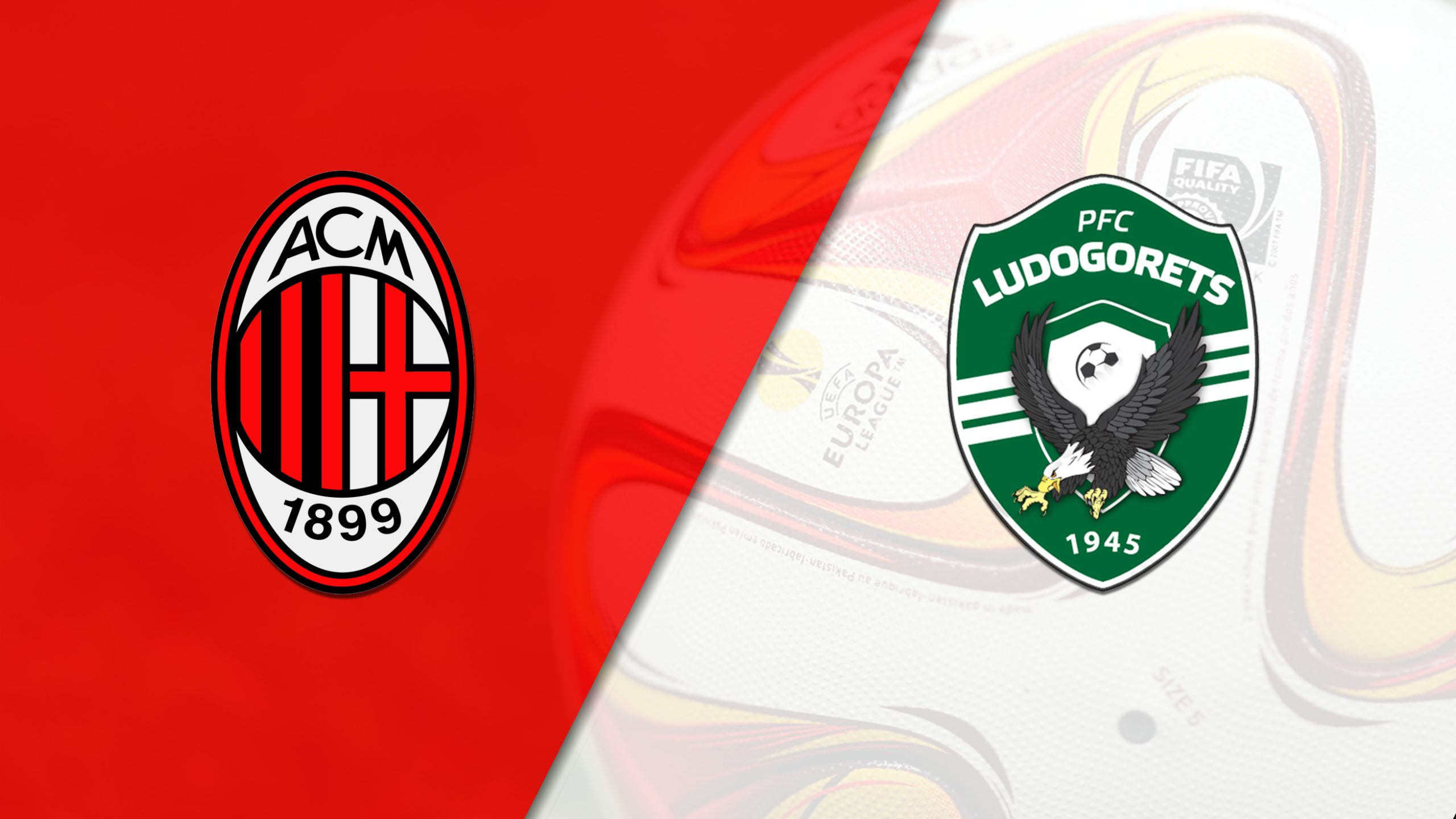 In Spanish - Milan vs. Ludogorets (Round of 32, Second Leg) (UEFA Europa League)