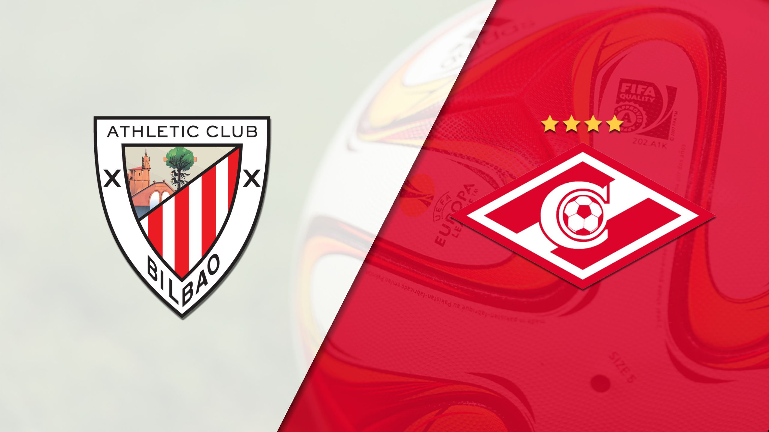 In Spanish - Athletic Bilbao vs. Spartak Moscow (Round of 32, Second Leg) (UEFA Europa League)