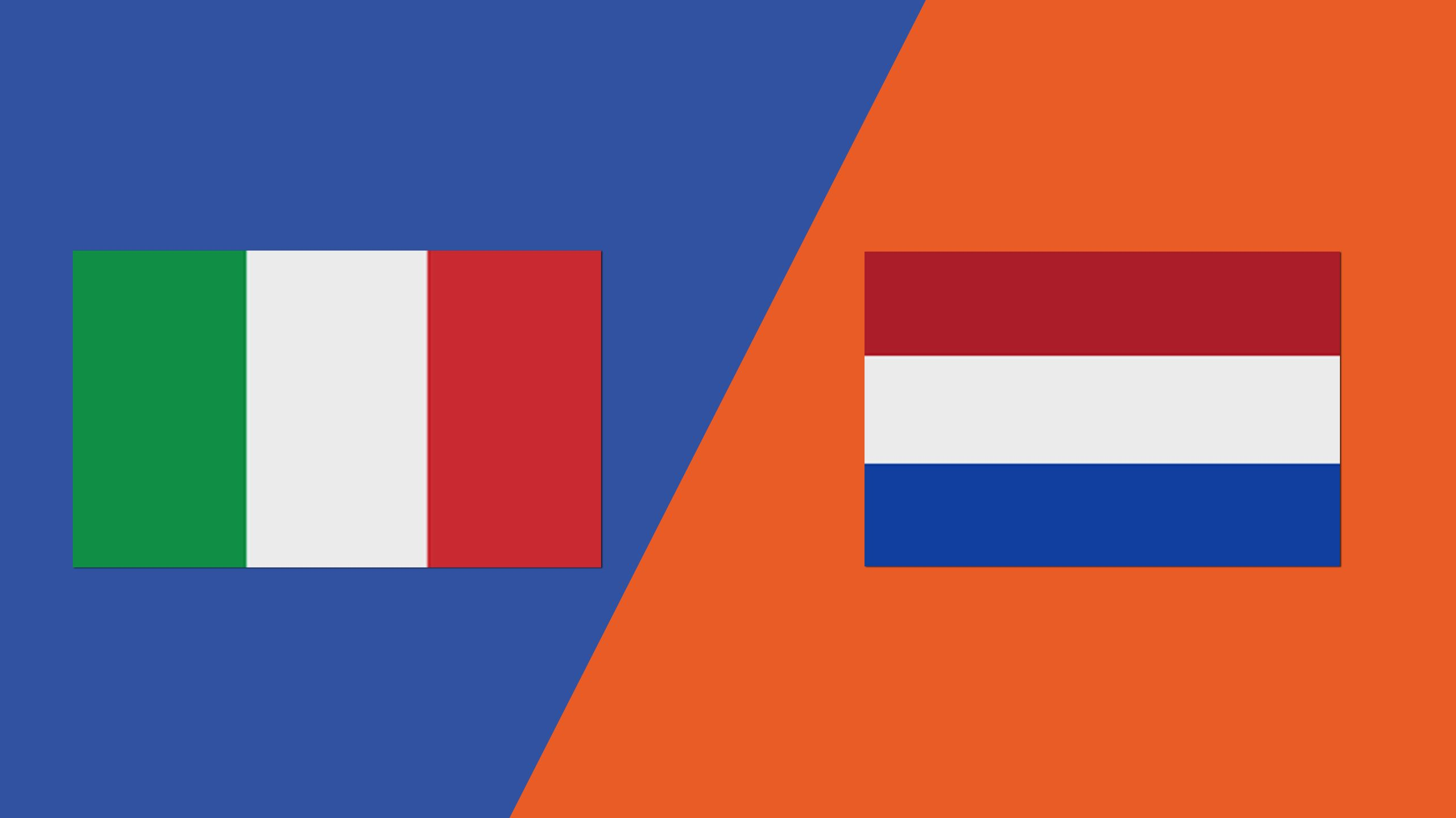 Italy vs. Netherlands (Final) (UEFA Under-17 Championship)