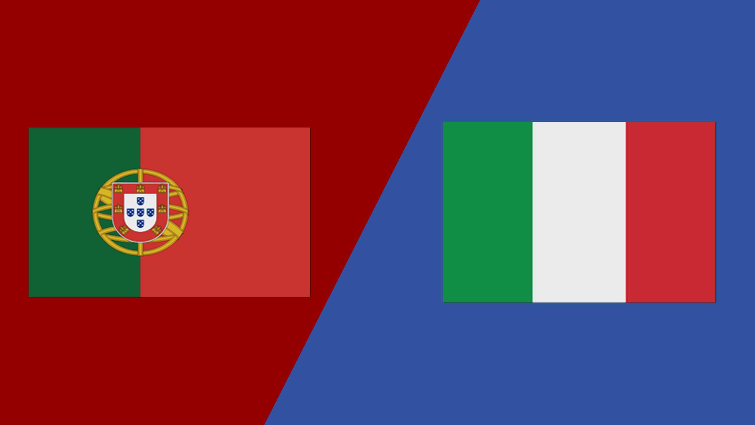 Portugal vs. Italy (UEFA U-19)