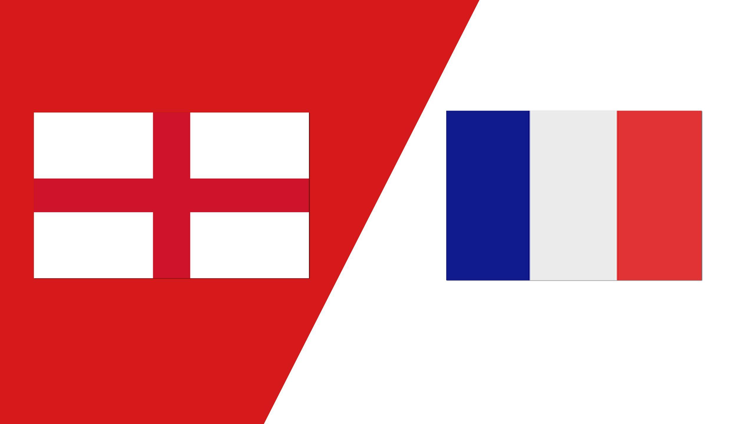 England vs. France (UEFA U-19)