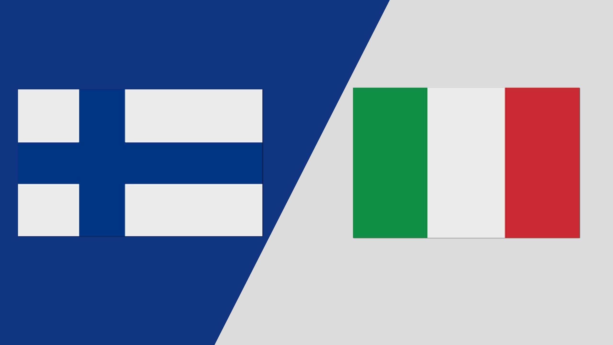 Finland vs. Italy (UEFA U-19)