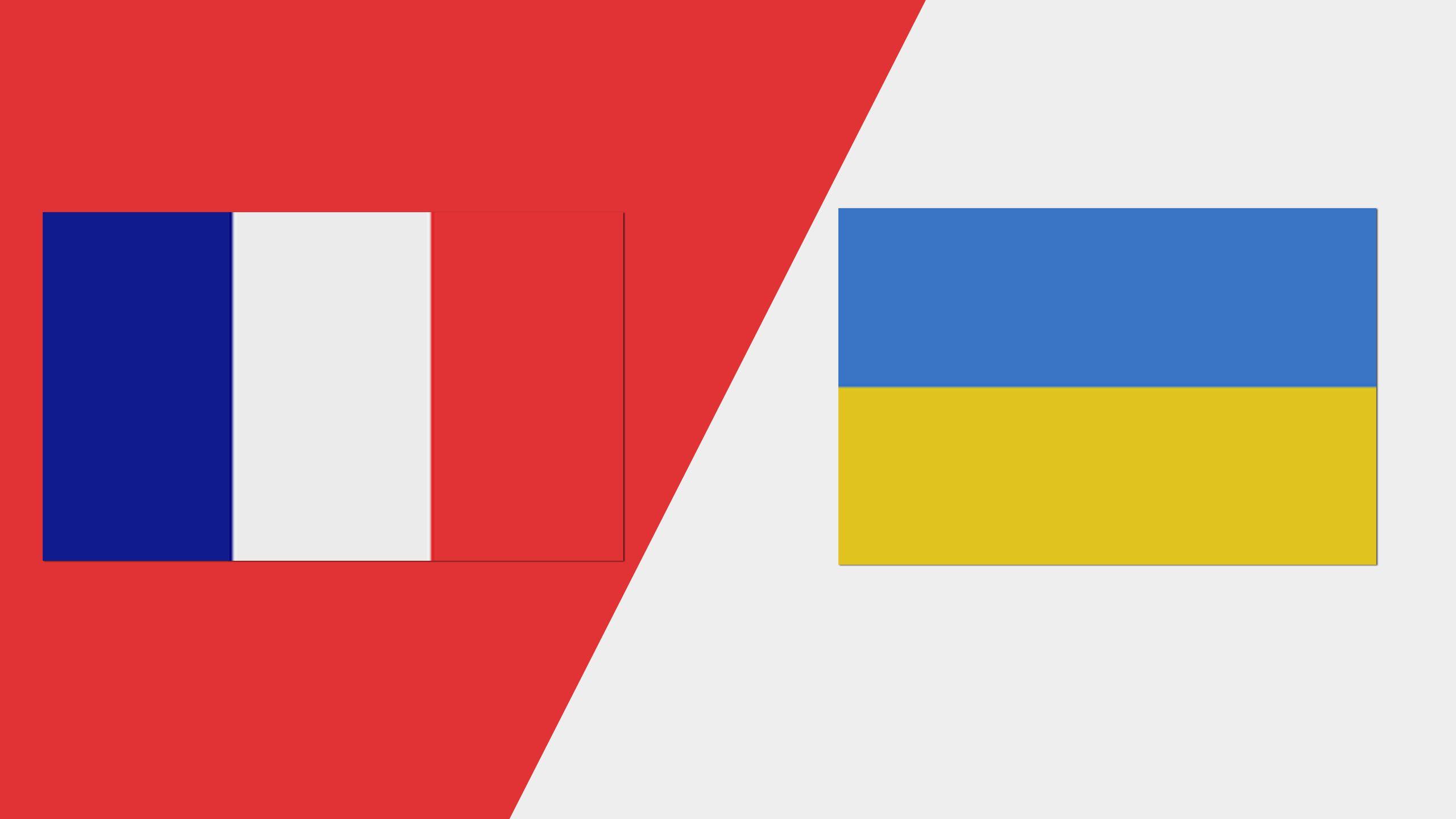 France vs. Ukraine (UEFA U-19)