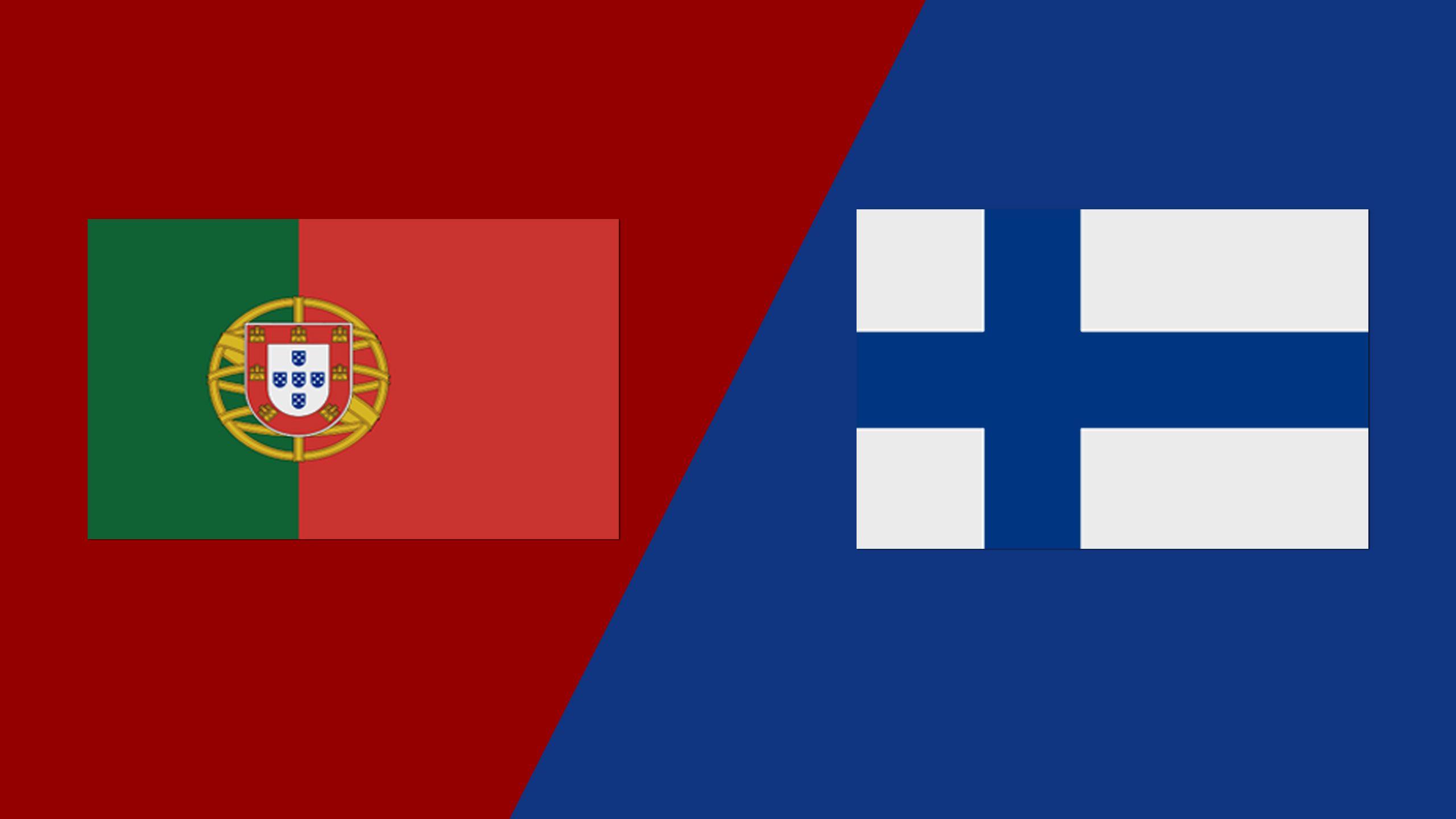 Portugal vs. Finland (UEFA U-19)