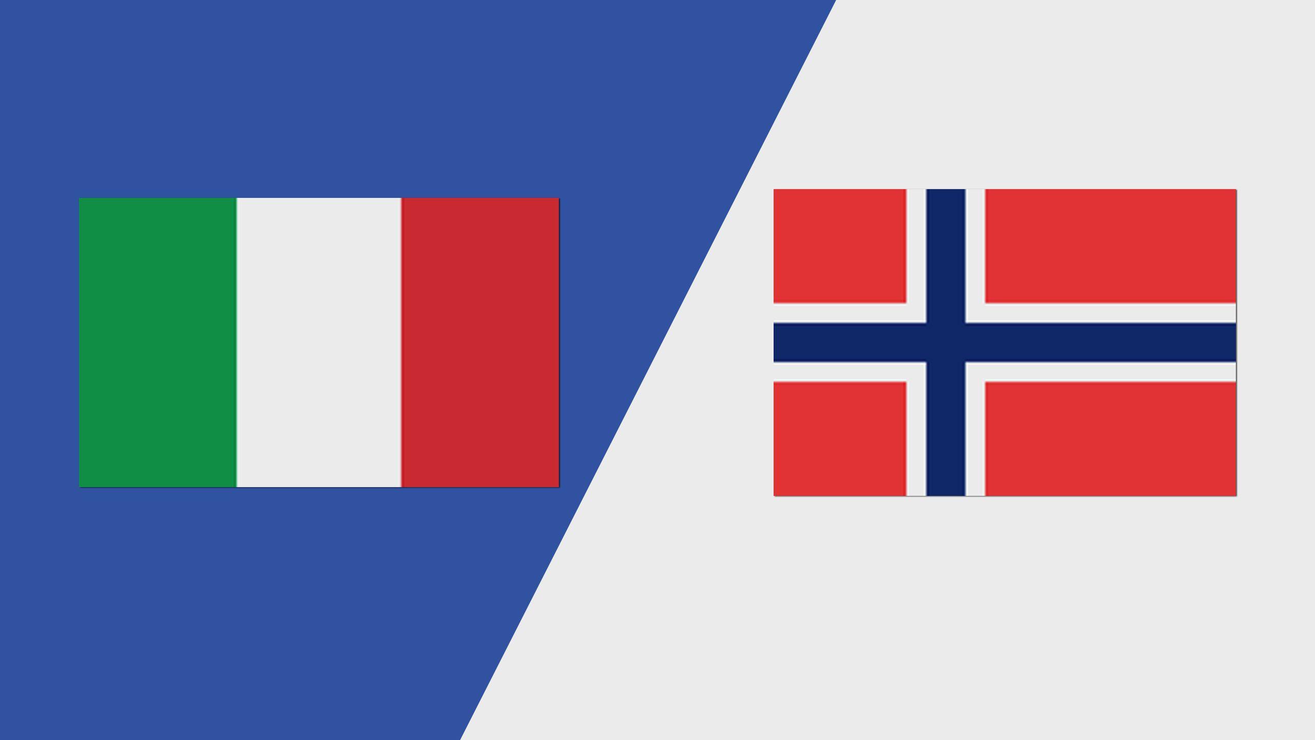 Italy vs. Norway (UEFA U-19)