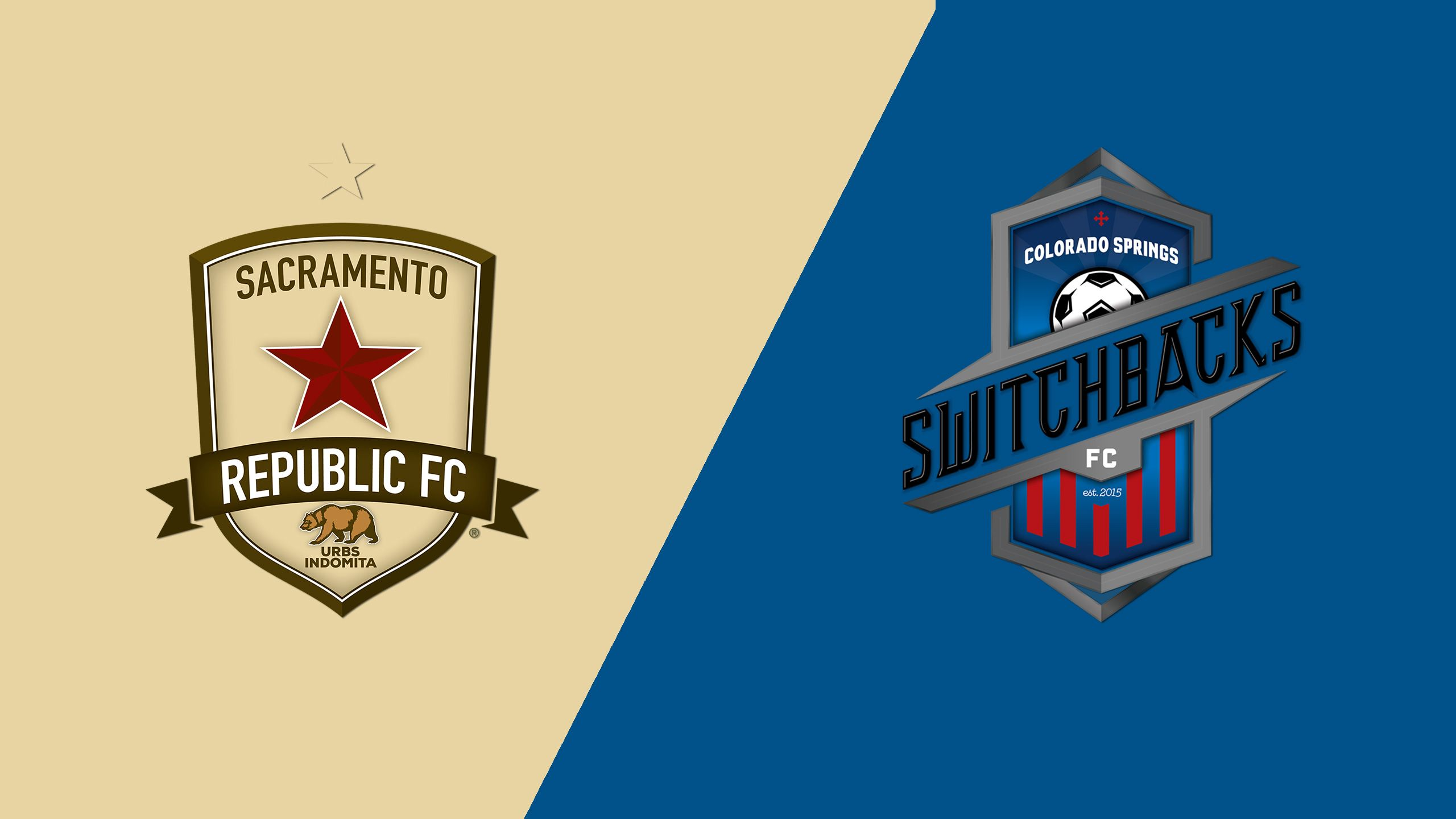 Sacramento Republic FC vs. Colorado Springs Switchbacks FC