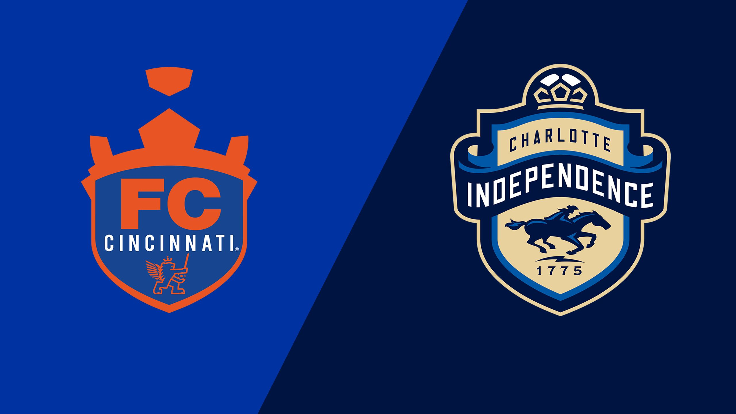 FC Cincinnati vs. Charlotte Independence