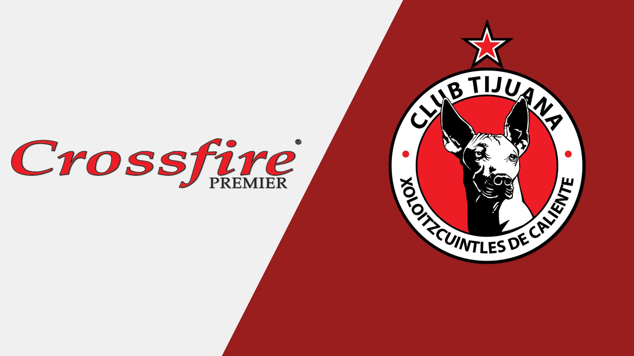 Crossfire Premier Under-14 vs. Xolos de Tijuana Under-14 (3rd Place Game) (Manchester City Cup)