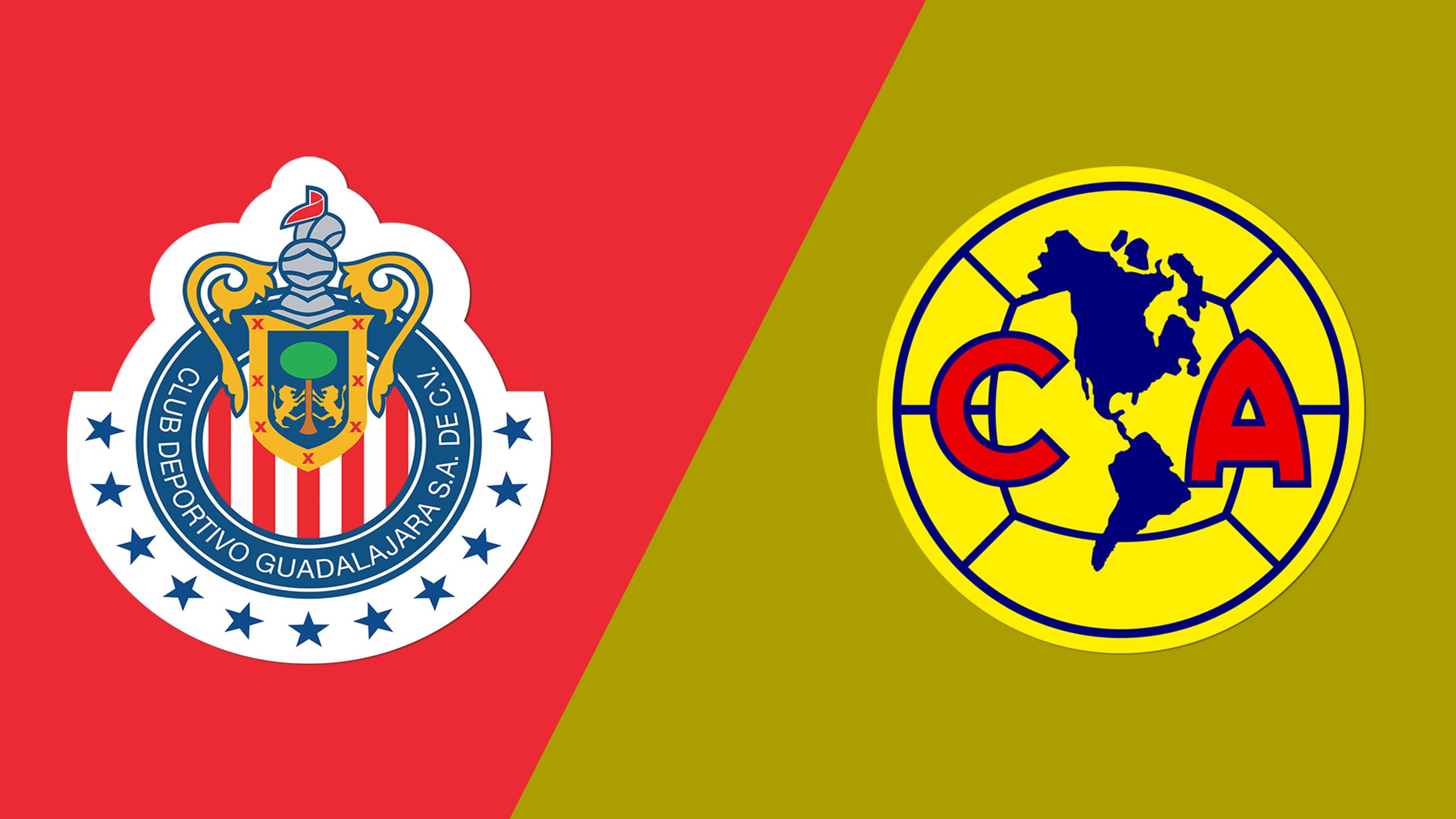 Chivas de Guadalajara Under-14 vs. Club America Under-14 (Manchester City Cup)