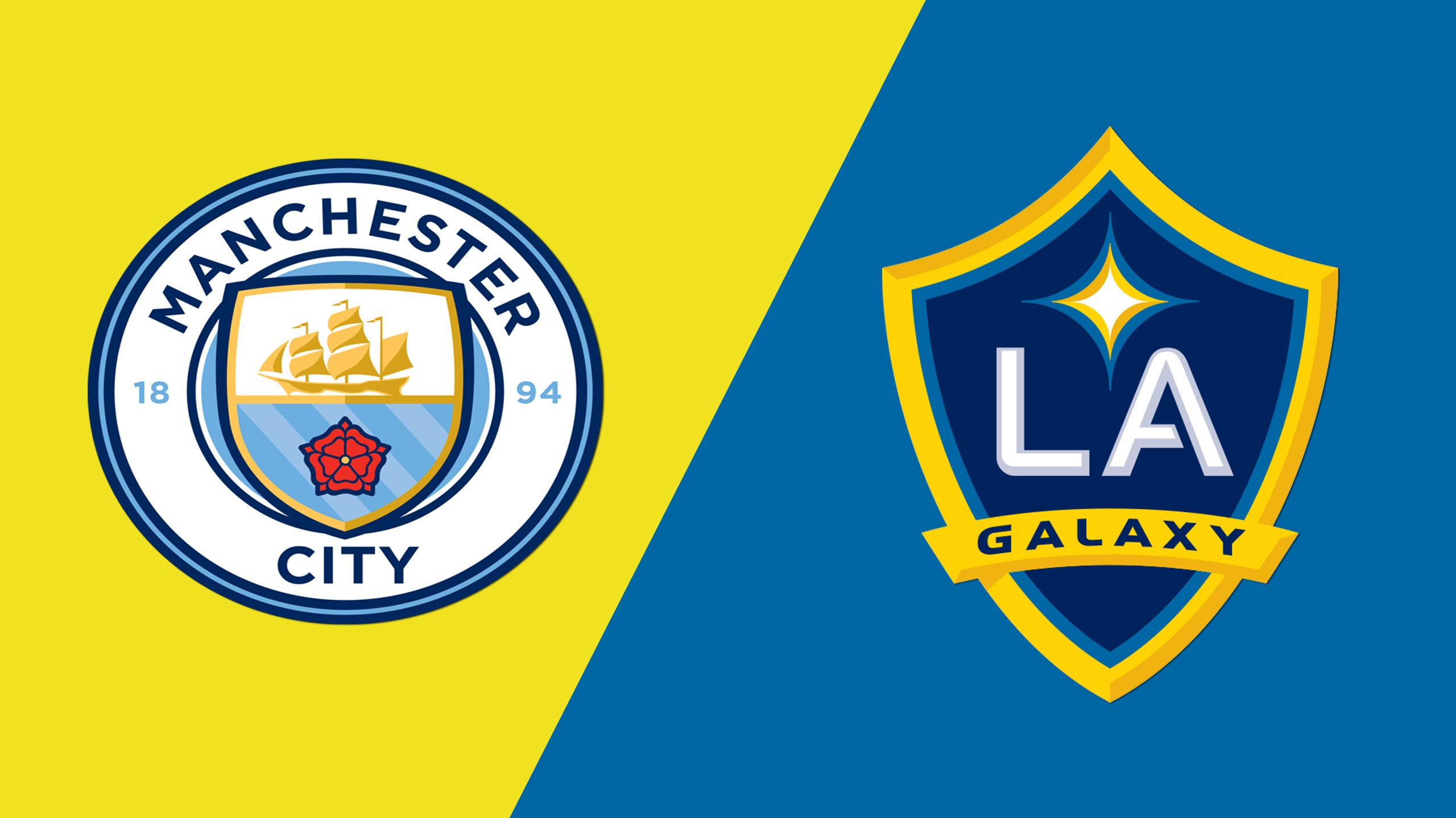 Manchester City Under-14 vs. LA Galaxy Under-14 (Manchester City Cup)