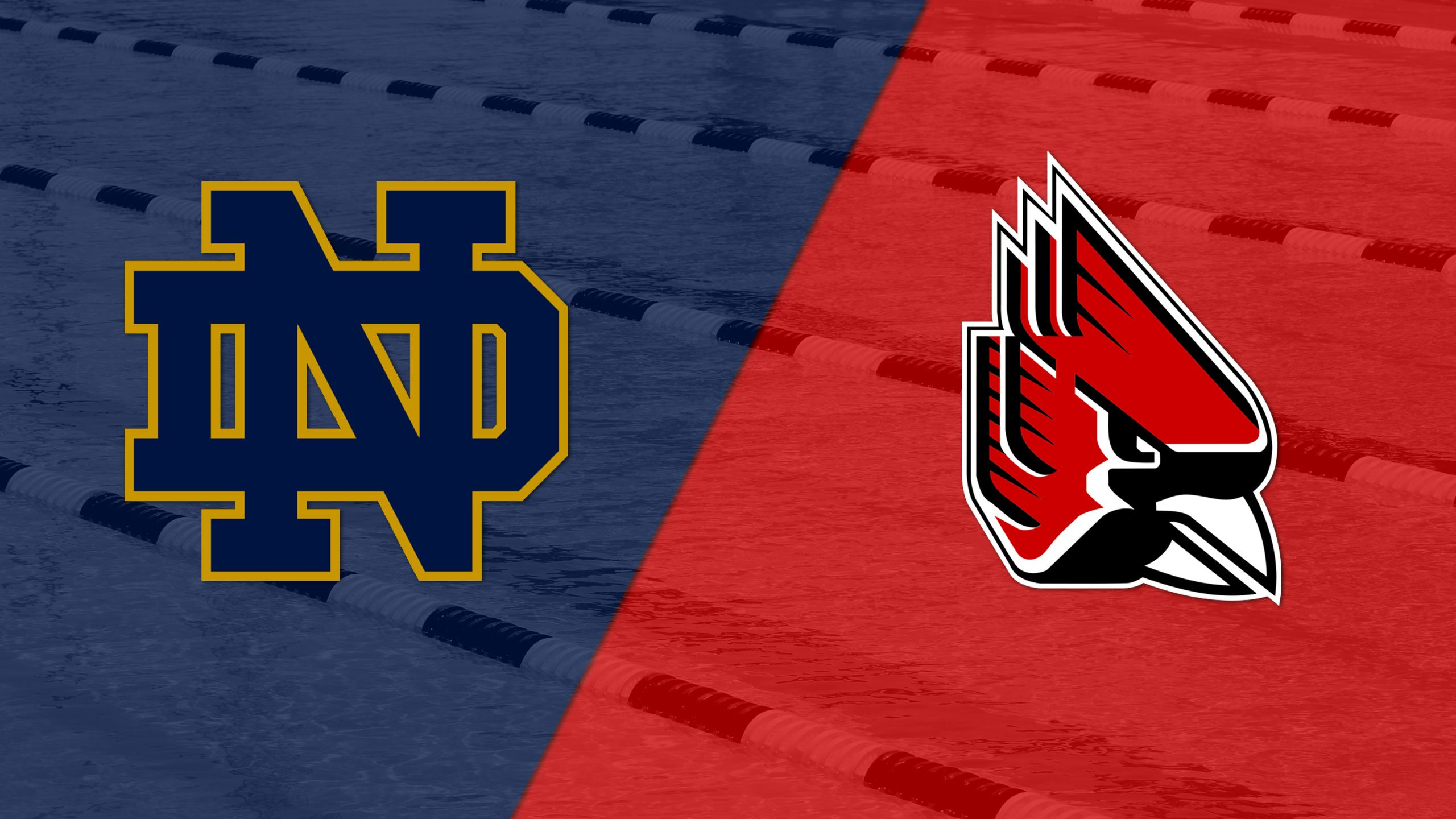Notre Dame vs. Ball State (Swimming)