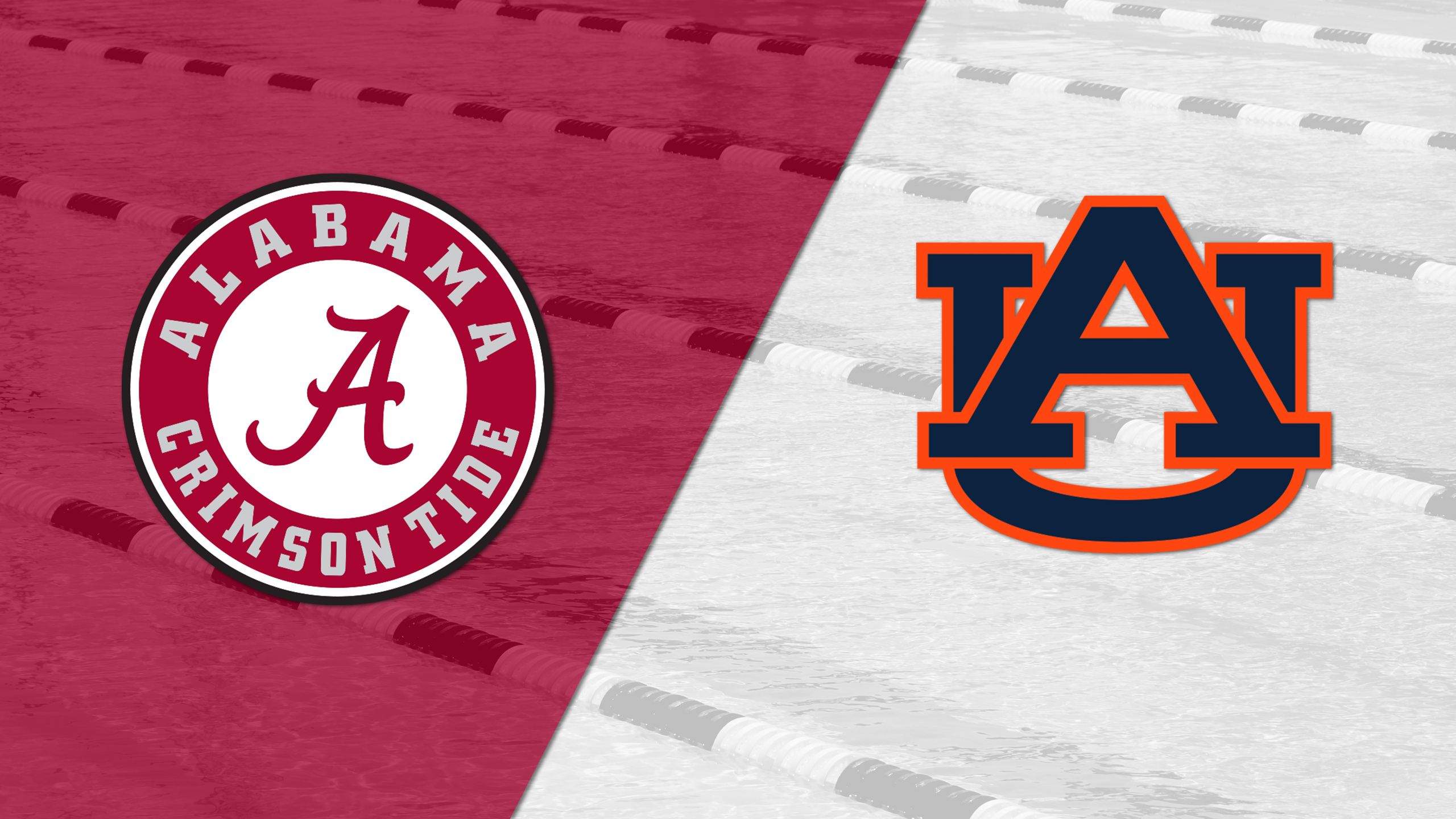 Alabama vs. Auburn (Swimming & Diving)