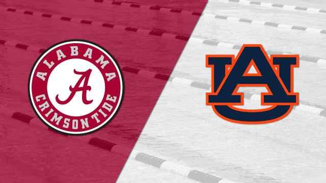 Alabama vs. Auburn (Swimming & Diving)