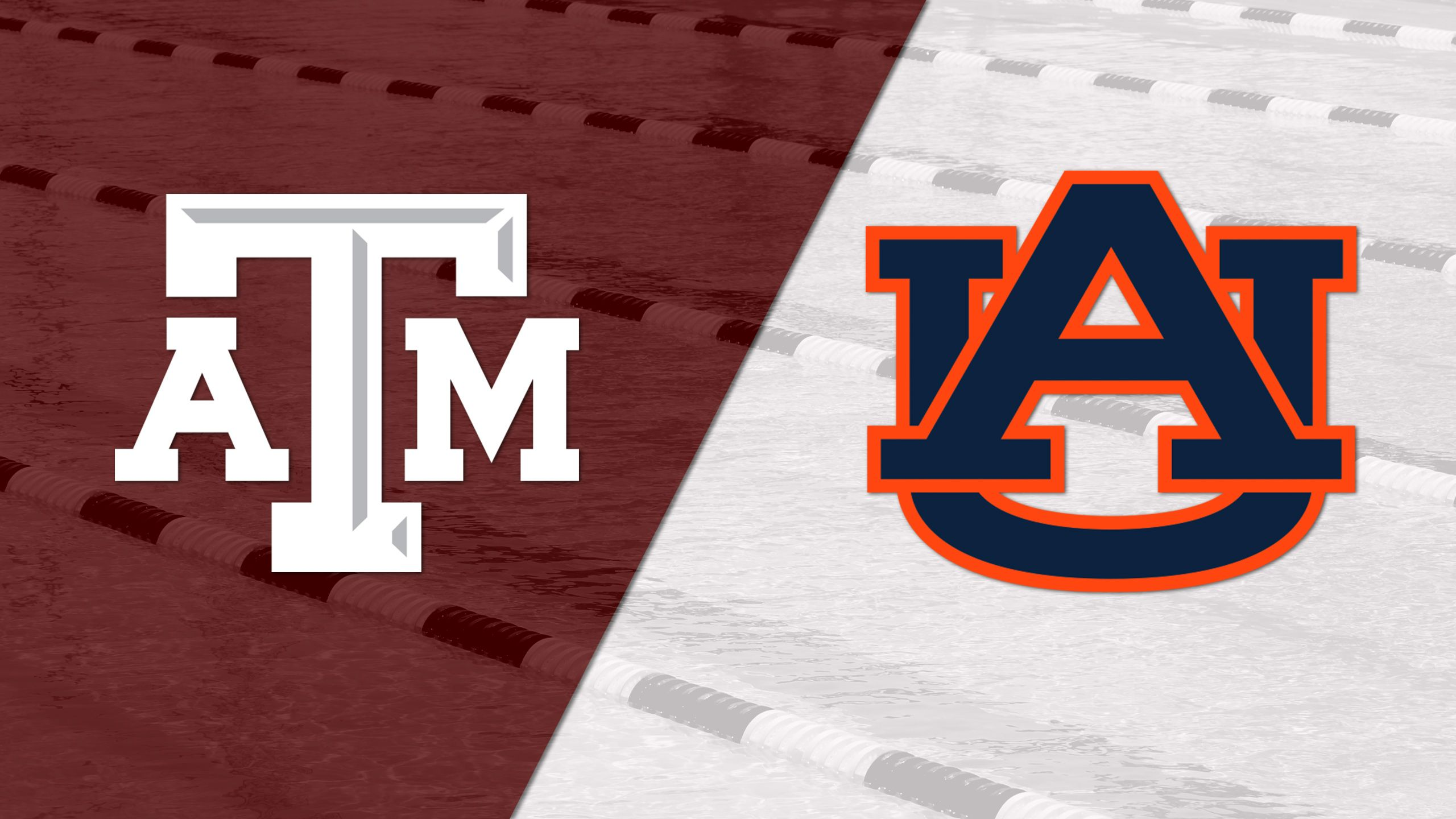 Texas A&M vs. Auburn (Swimming & Diving)