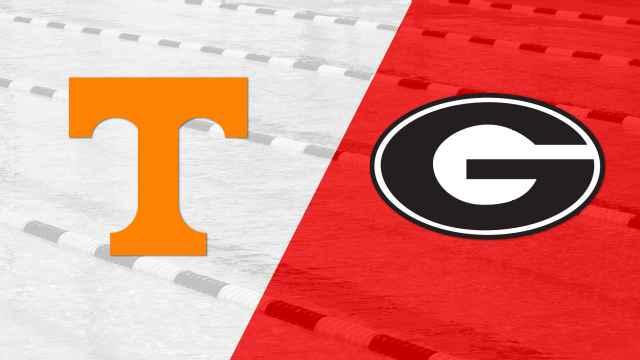 Tennessee vs. Georgia (Swimming & Diving)