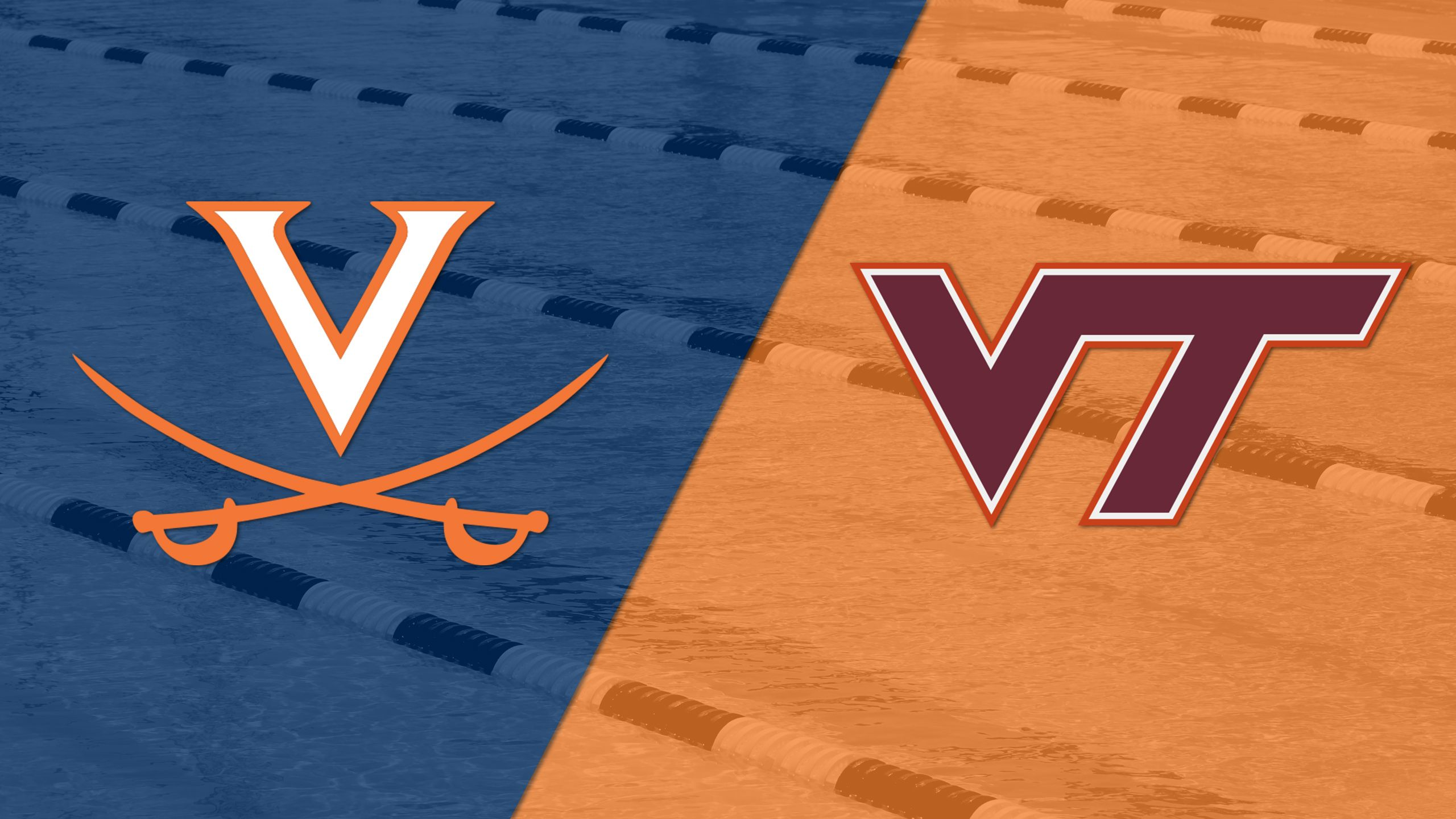 Virginia vs. Virginia Tech (Swimming & Diving)