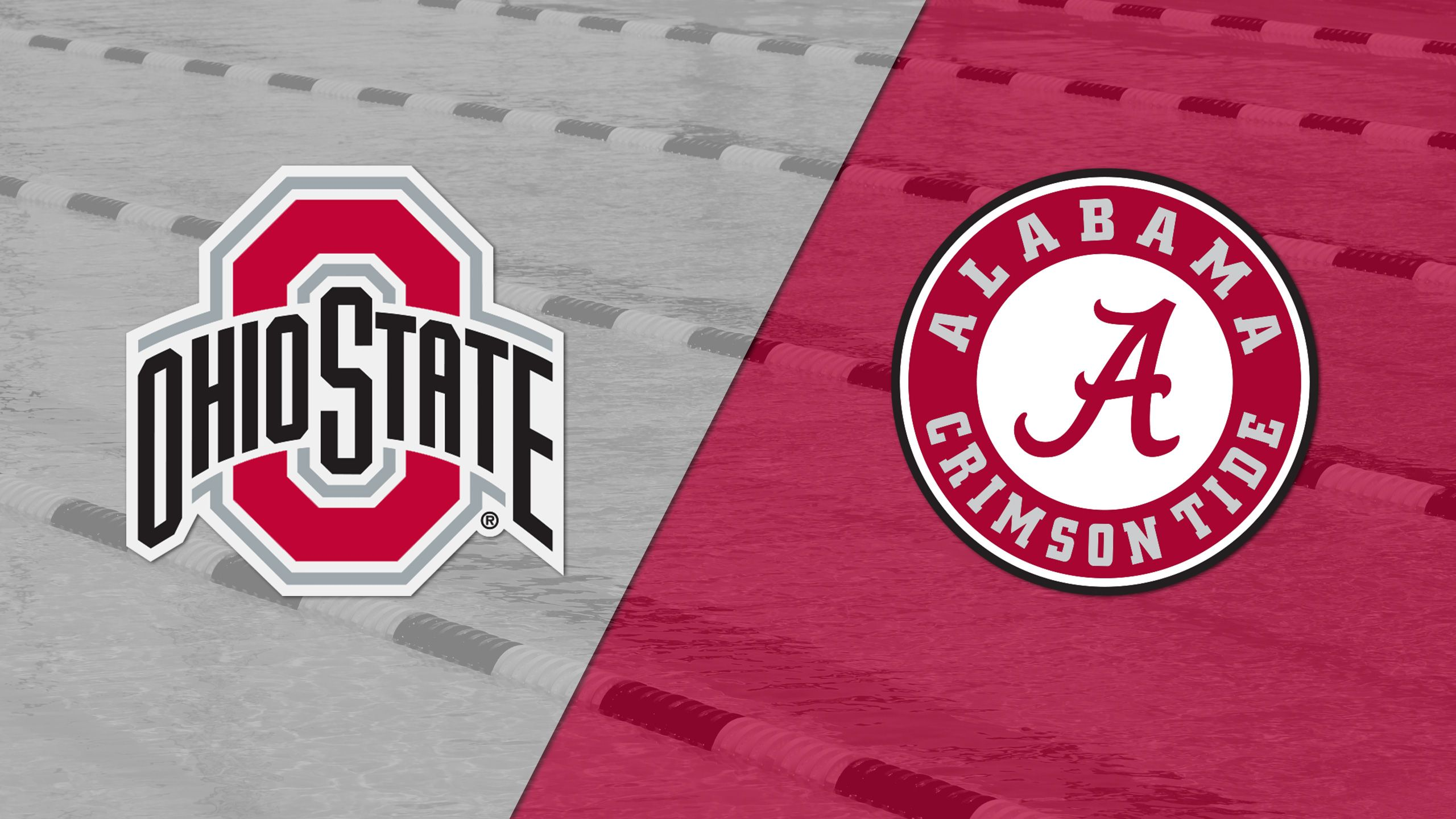 Ohio State vs. Alabama (Swimming & Diving)