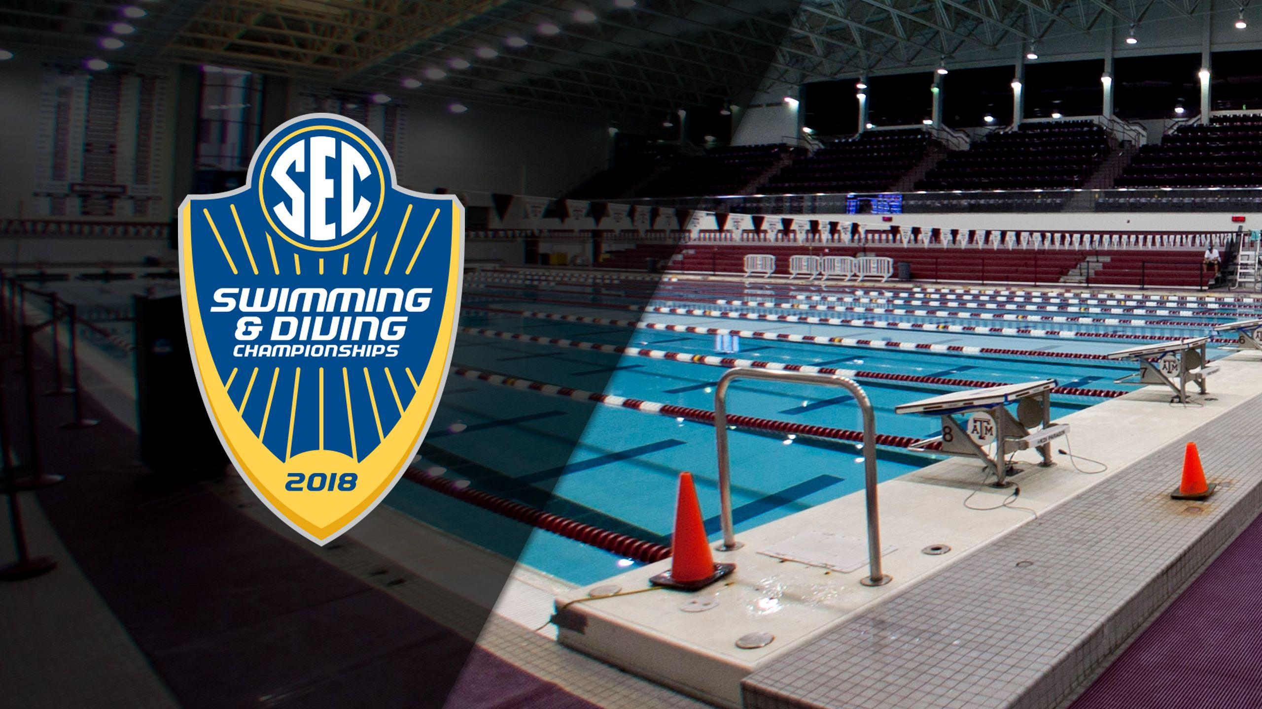2018 SEC Swimming & Diving Championships