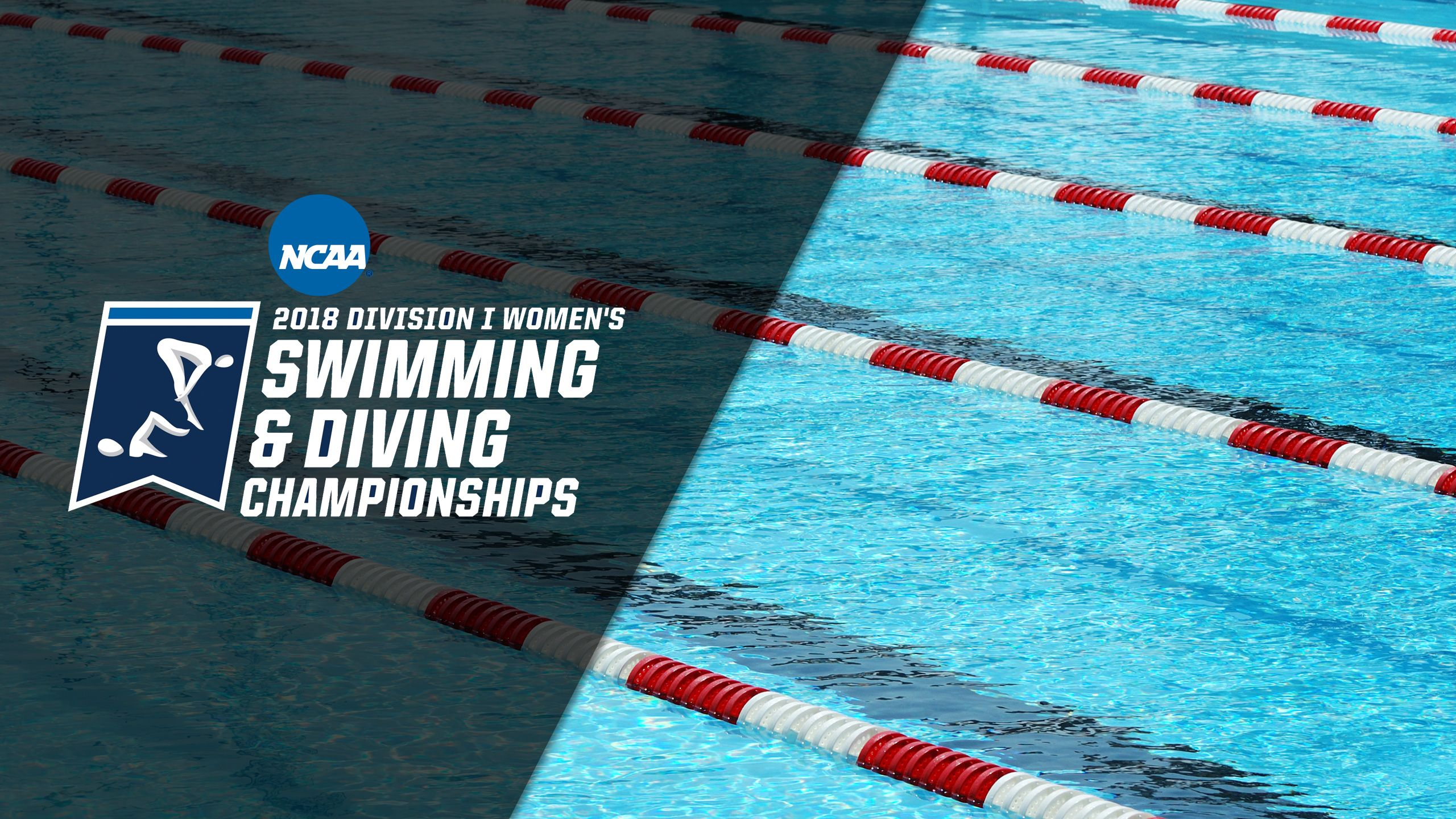 2018 NCAA Women's Swimming & Diving Championships - Trophy Presentation