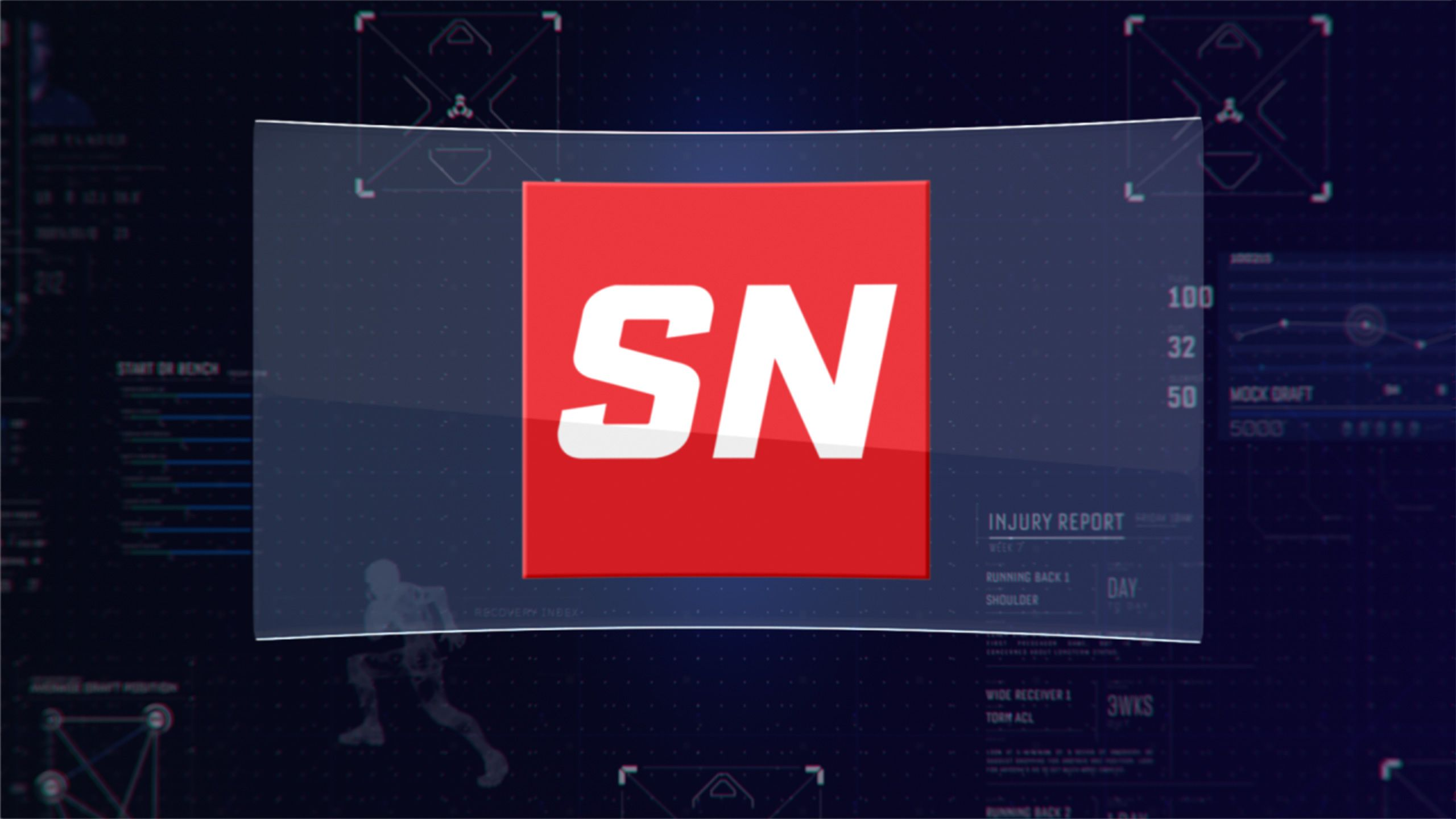 SportsNation as Part of The ESPN Fantasy Football Marathon Presented by Toyota