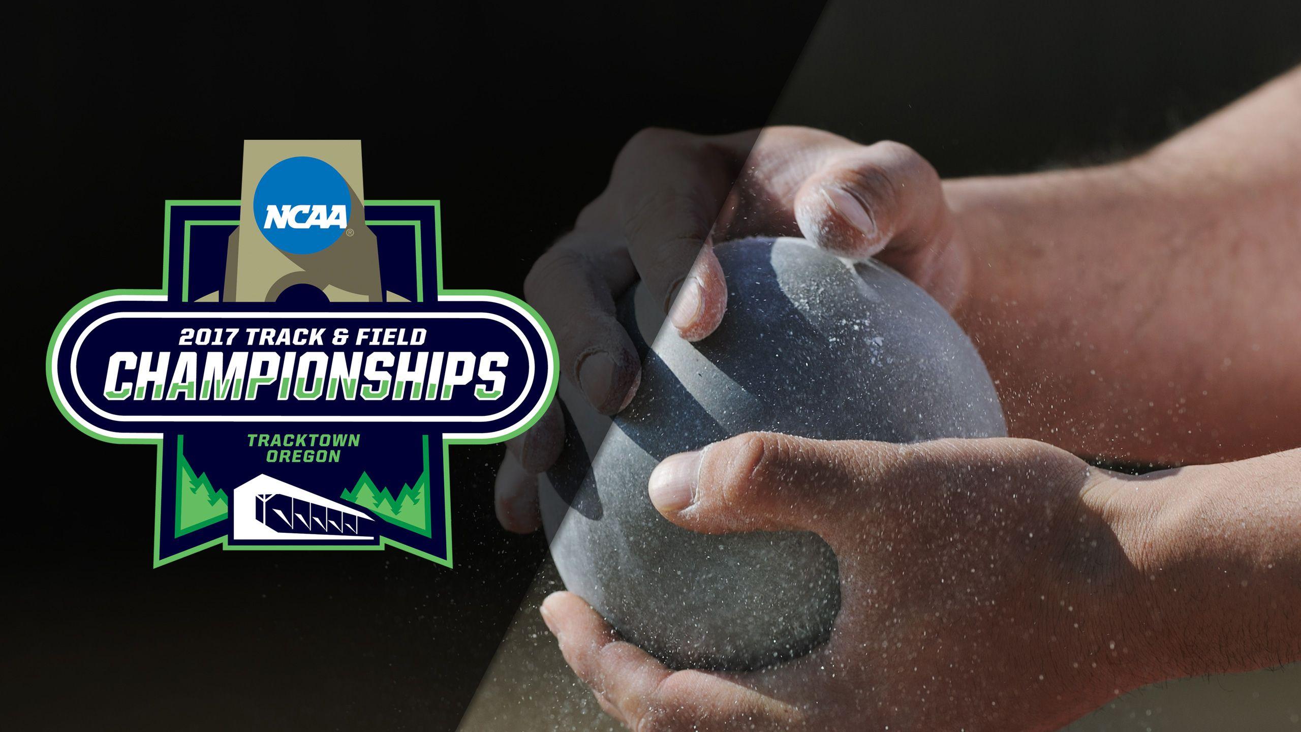 NCAA Track & Field Outdoor Championships - Heptathlon: Shot Put (Flight 2)