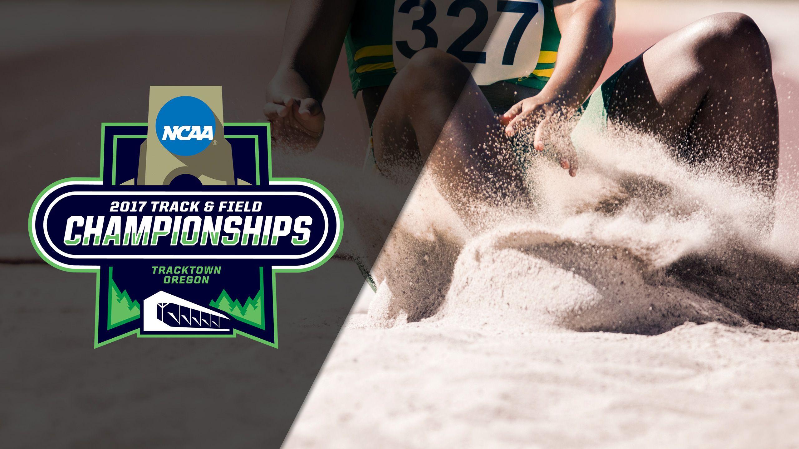 NCAA Track & Field Outdoor Championships - Women's Long Jump Trials (Flight 2) & Final