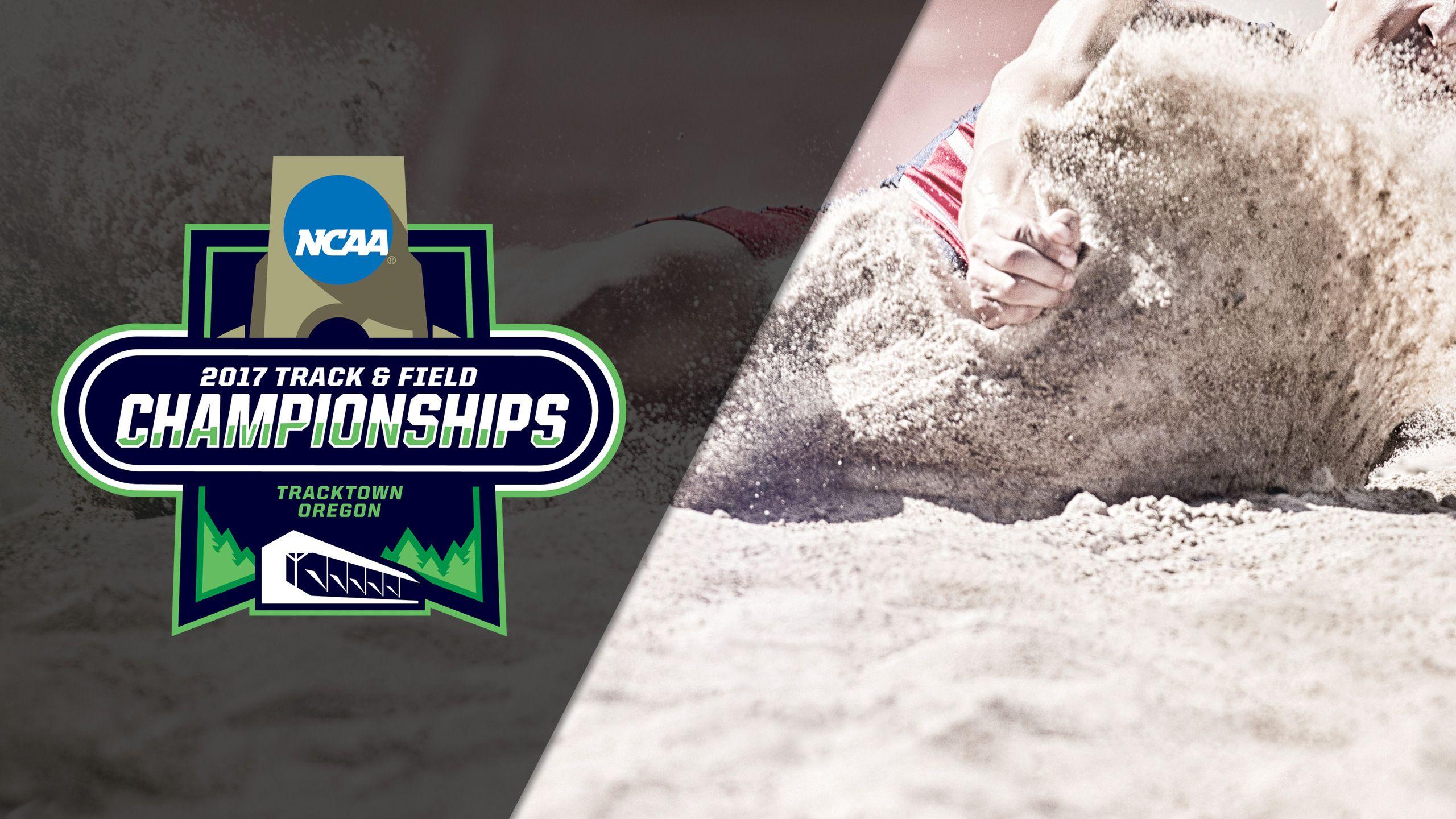 NCAA Track & Field Outdoor Championships - Decathlon: Long Jump (Flight 2), Shot Put (Flight 1)