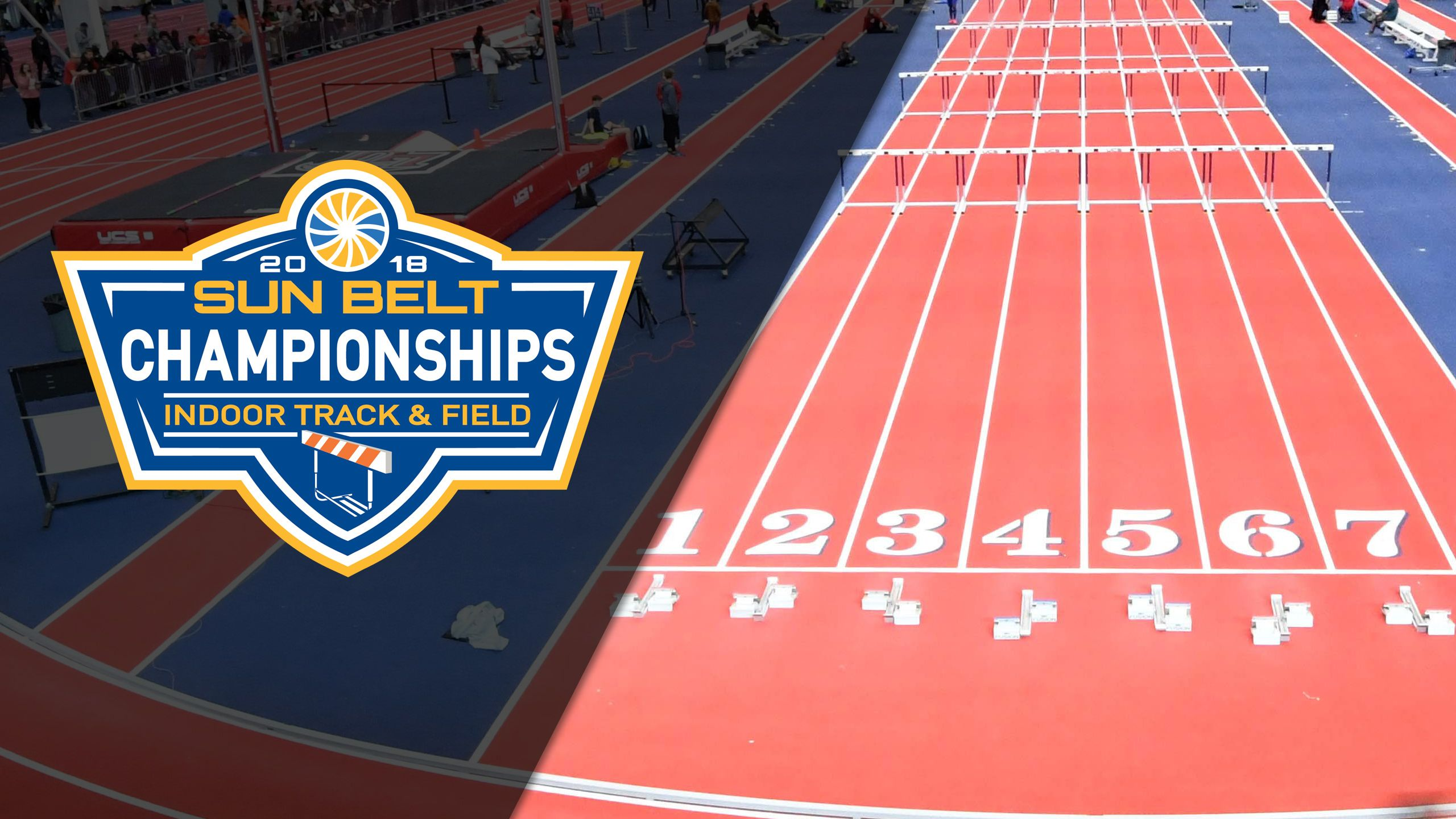 2018 Sun Belt Indoor Track and Field Championship (Day One)