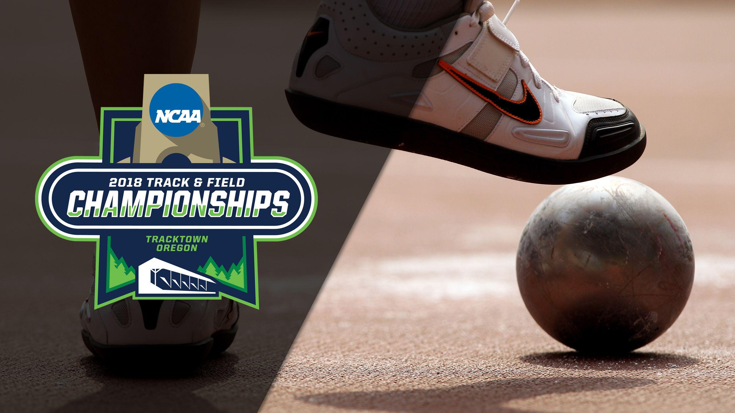 NCAA Track & Field Outdoor Championships - Heptathlon: Shot Put (Flight 2) (Feed #2)