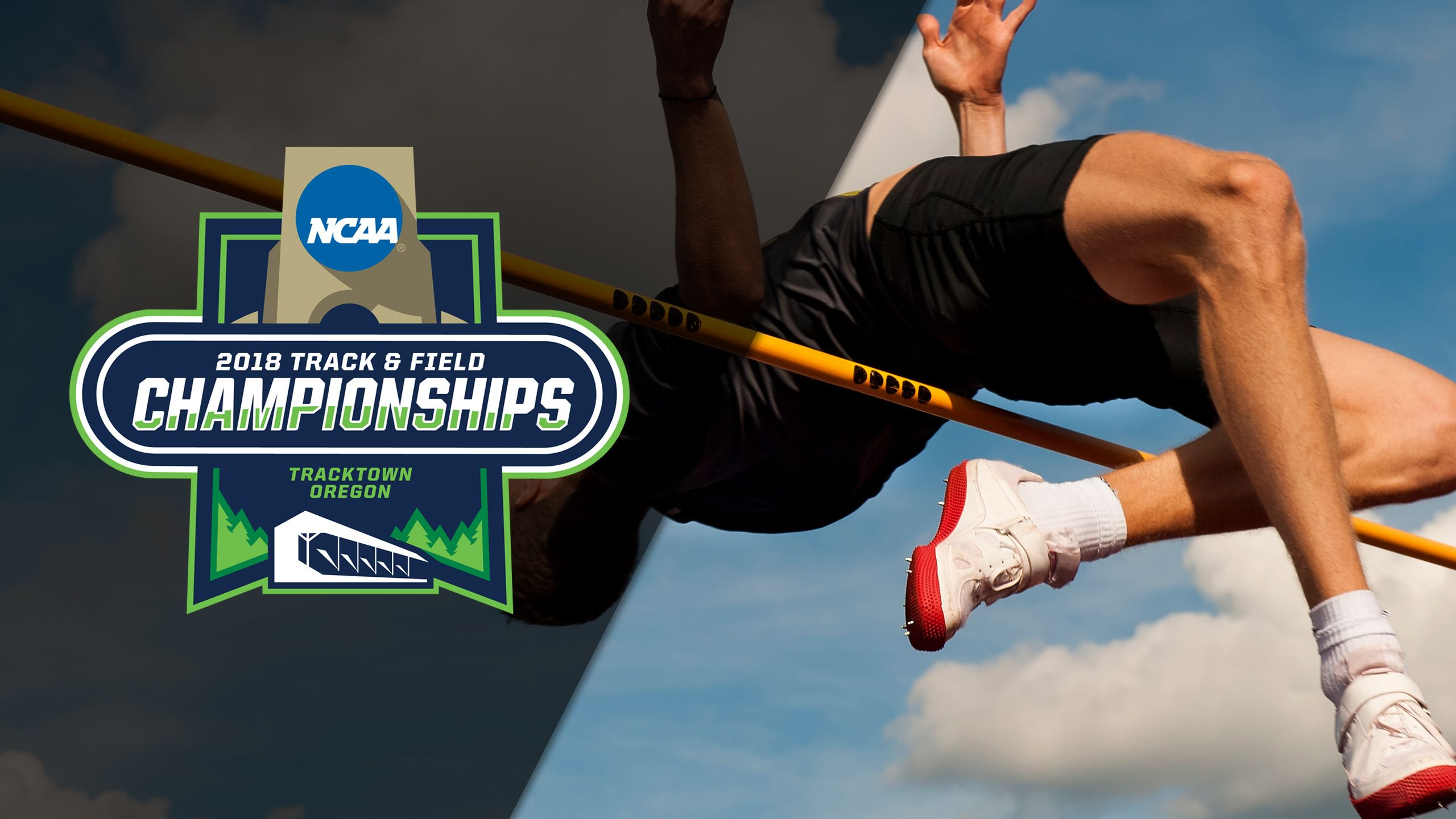NCAA Track & Field Outdoor Championships - Men's High Jump Final (Feed #2)