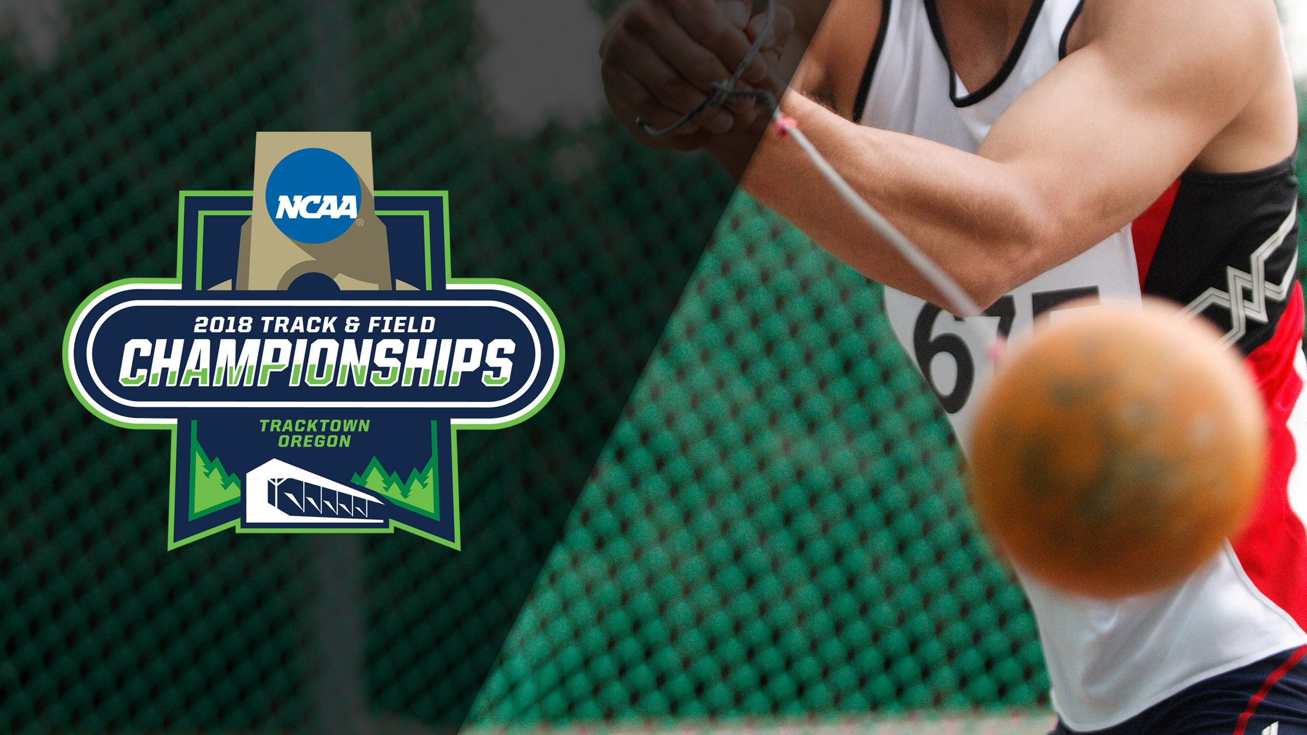 NCAA Track & Field Outdoor Championships - Men's Hammer Throw Trials & Final (Feed #1)