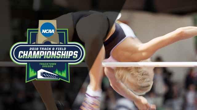 NCAA Track & Field Outdoor Championships - Women's High Jump Final (Feed #2)
