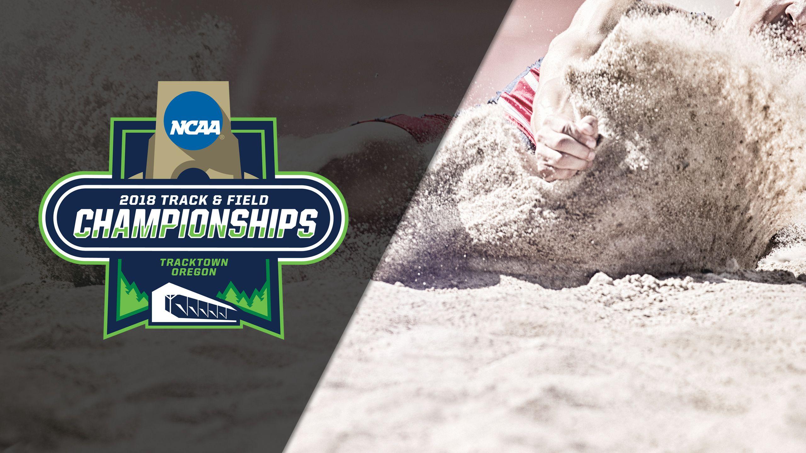 NCAA Track & Field Outdoor Championships - Heptathlon: Long Jump (Flight 1) (Feed #3)