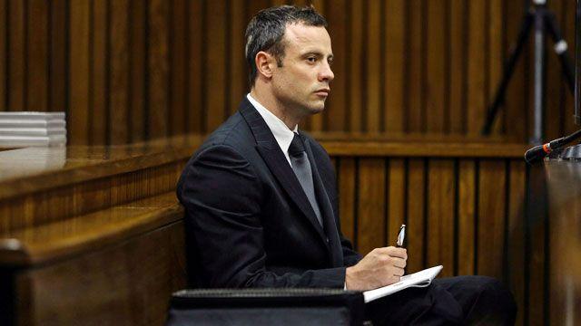 The Oscar Pistorius Trial (Day 8)