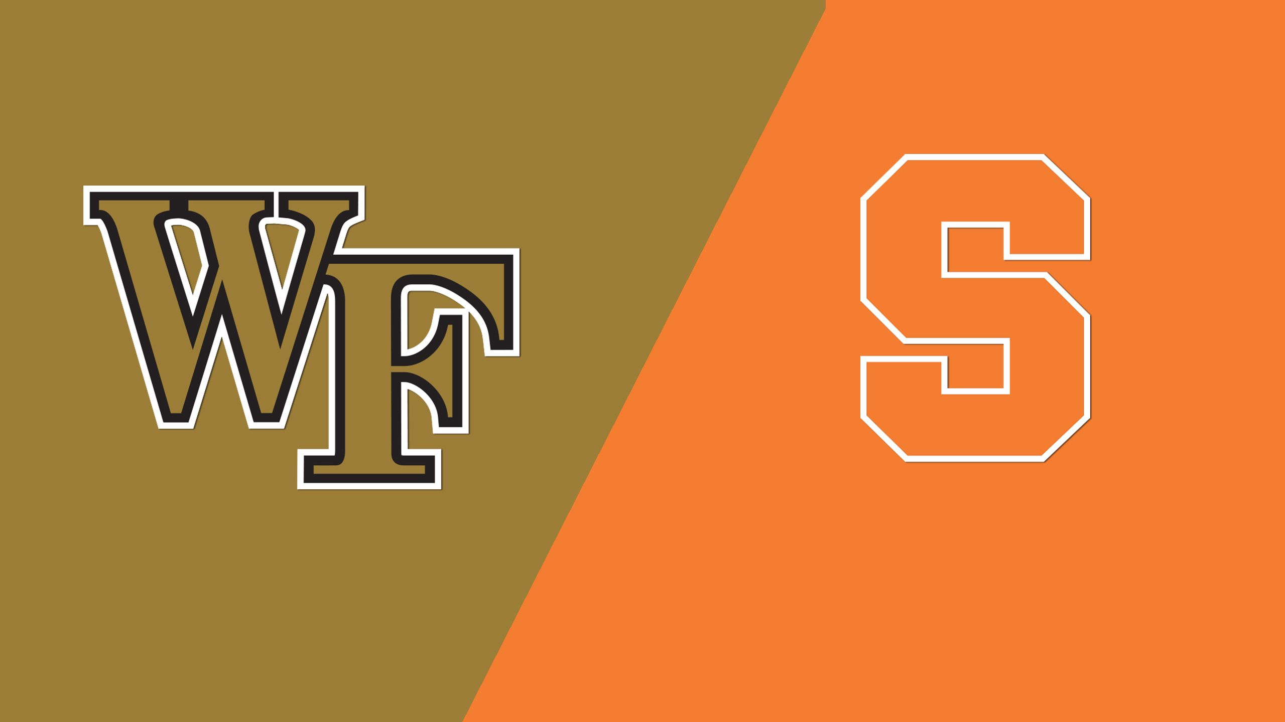Wake Forest vs. Syracuse (W Tennis)