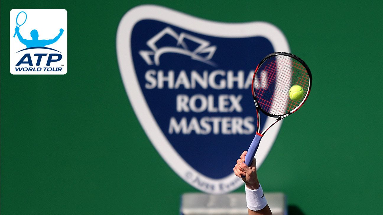 (1) N. Djokovic vs. (16) J. Tsonga - Shanghai Rolex Masters (Championship)