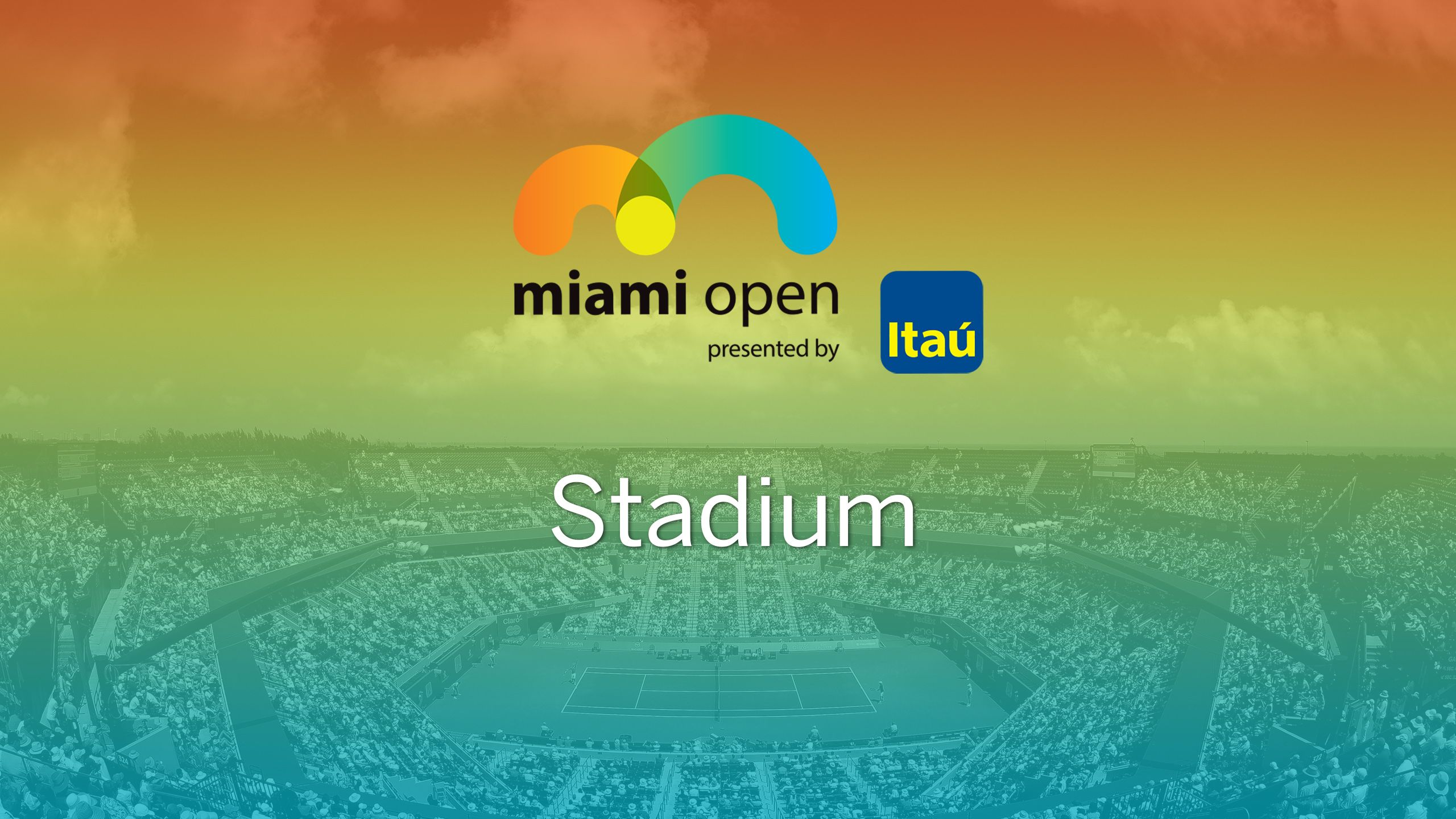 Miami Open - Stadium (First Round)