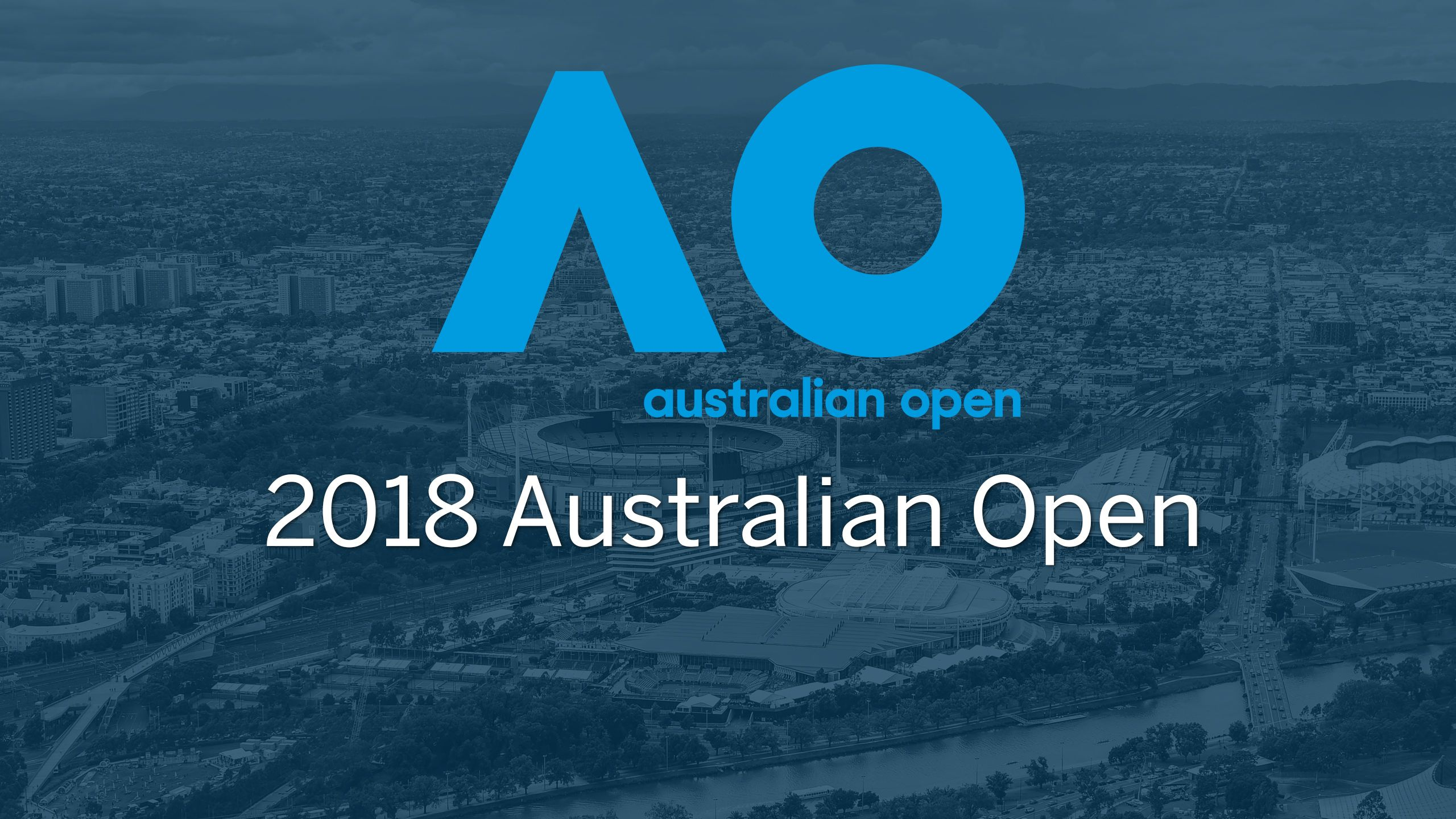 2018 Australian Open presented by Franklin Templeton Investments (First Round)