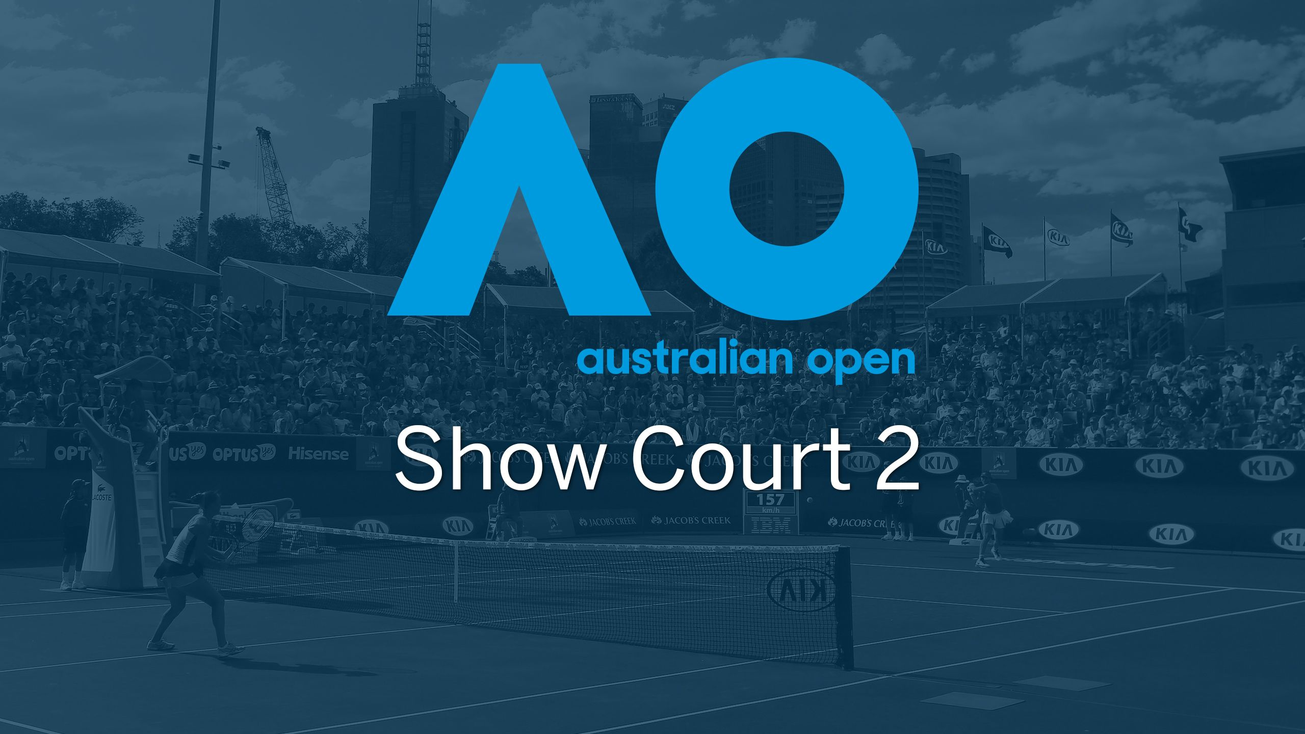 (3) Makarova/Soares vs. Stosur/Groth (Mixed Doubles Second Round)