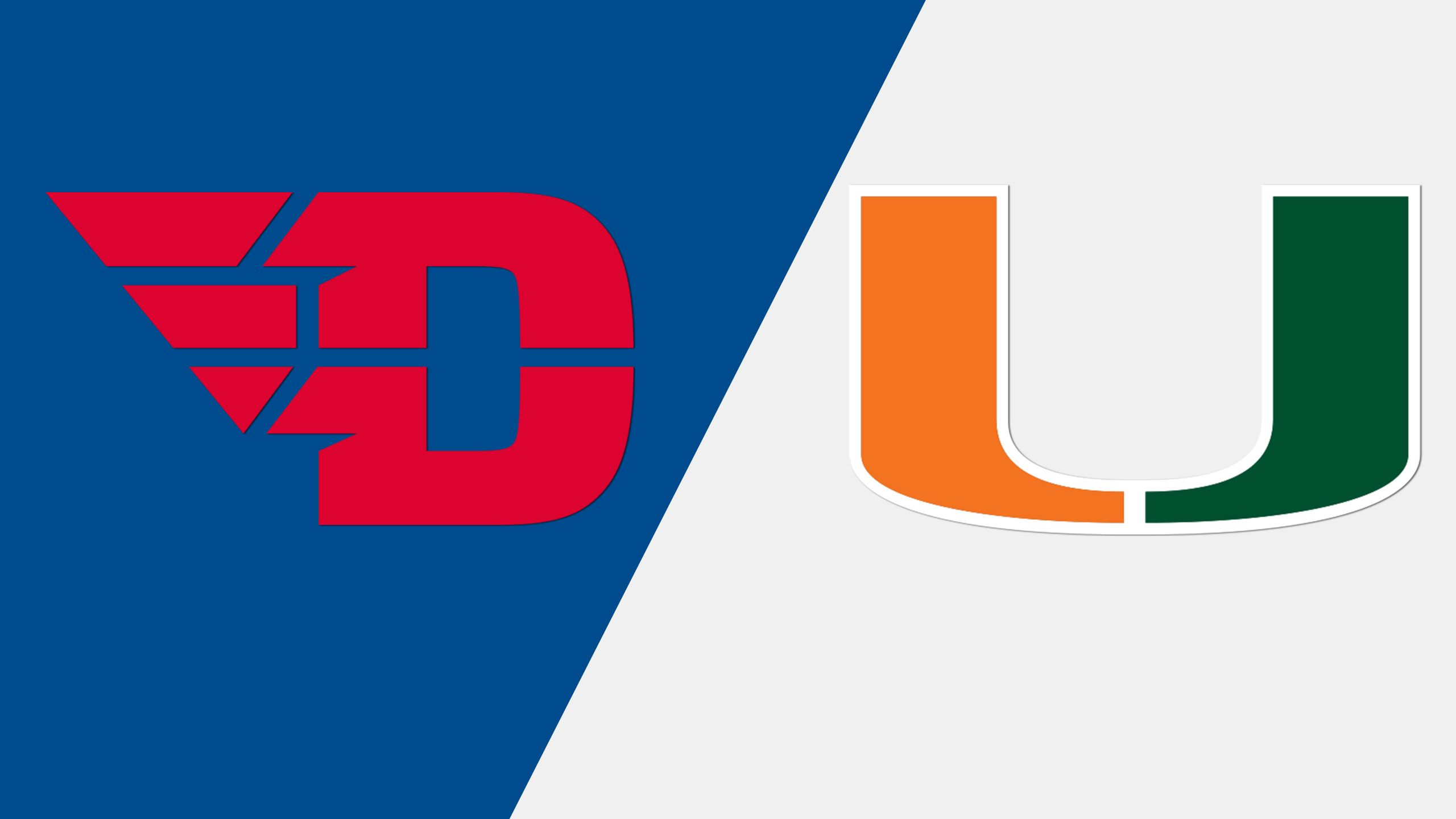 Dayton vs. Miami (M Tennis)