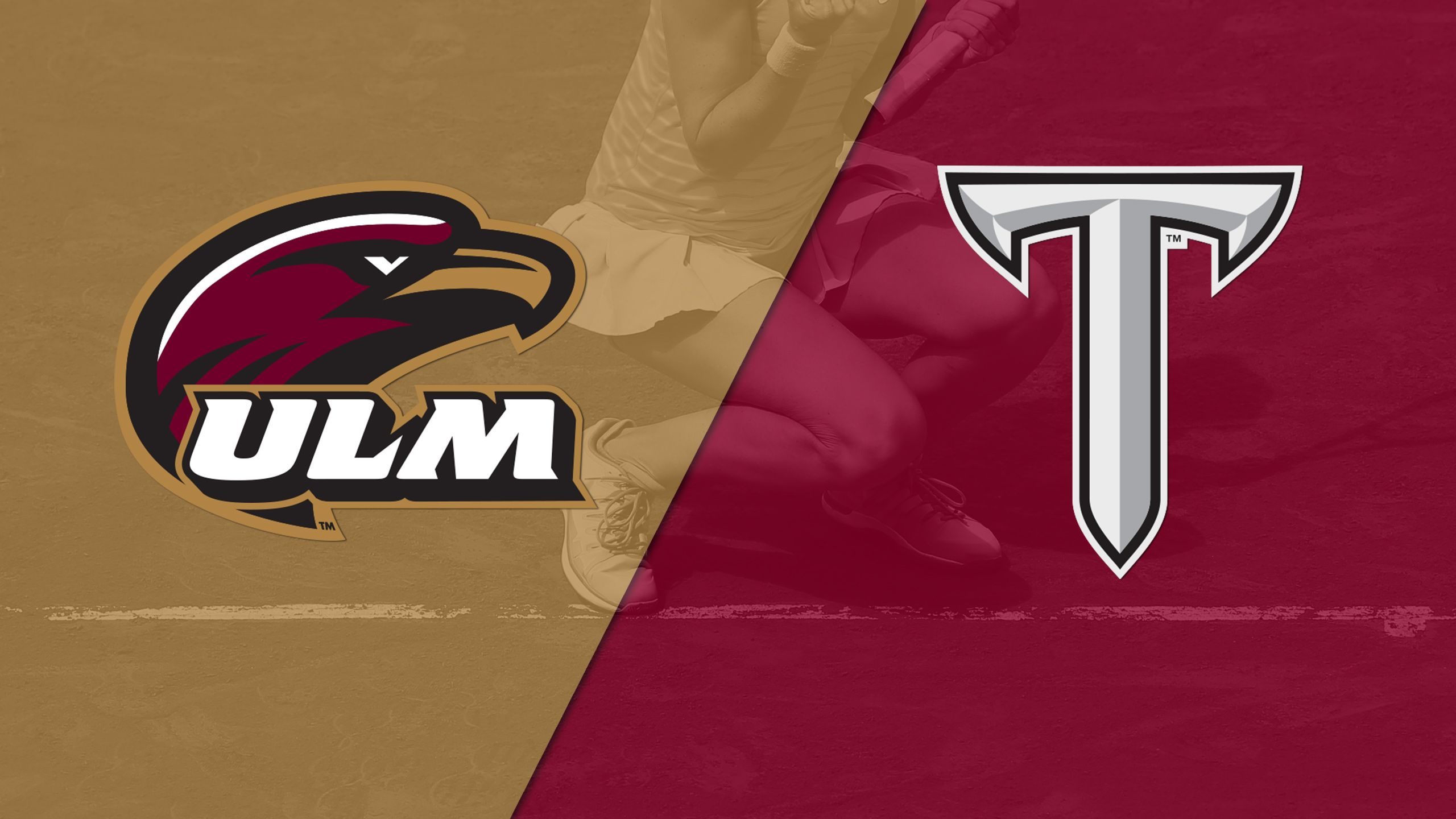 ULM vs. Troy (Semifinals) (Sun Belt Women's Tennis Championships)
