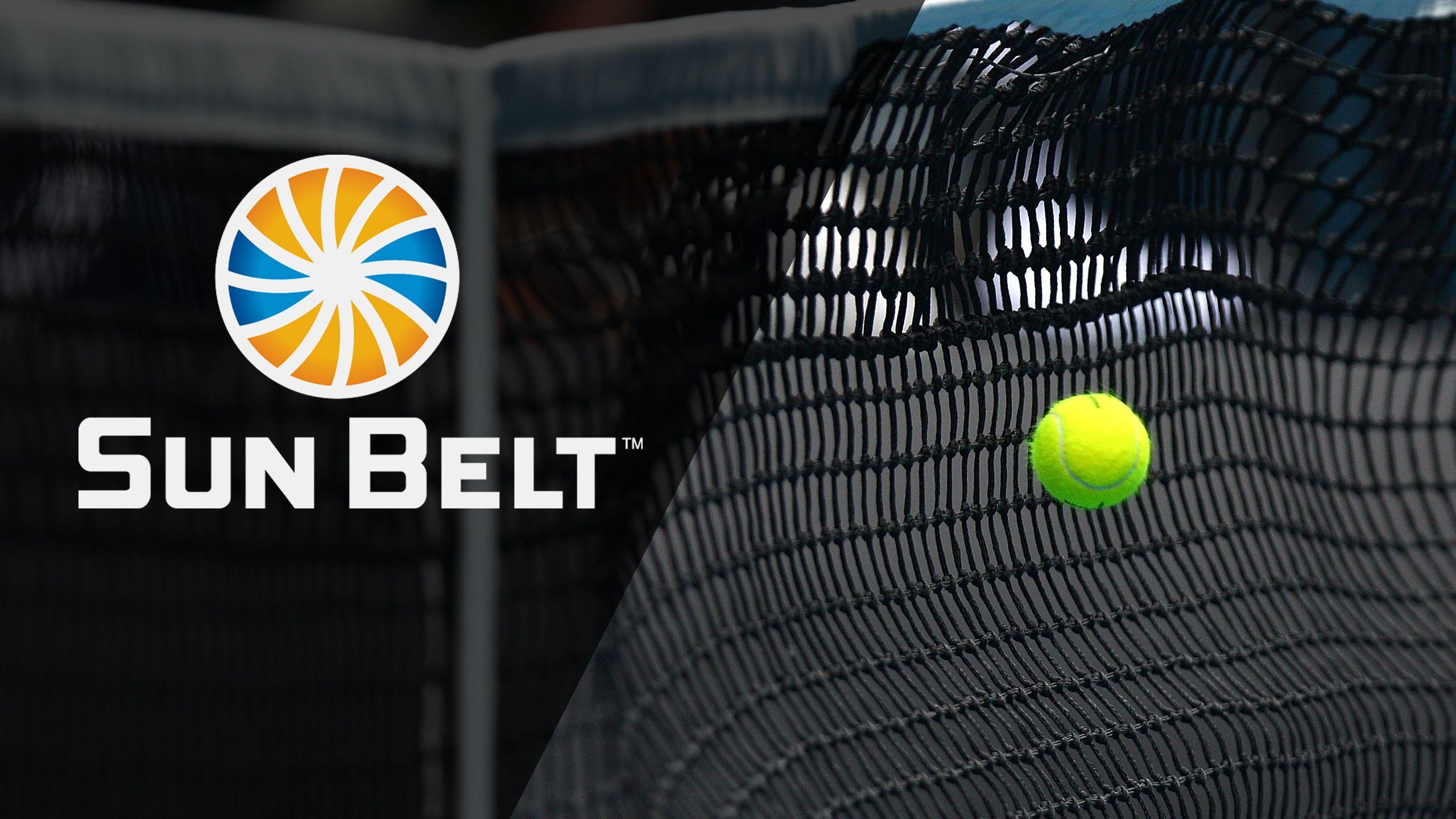 Sun Belt Women's Tennis Semifinal (Semifinals)
