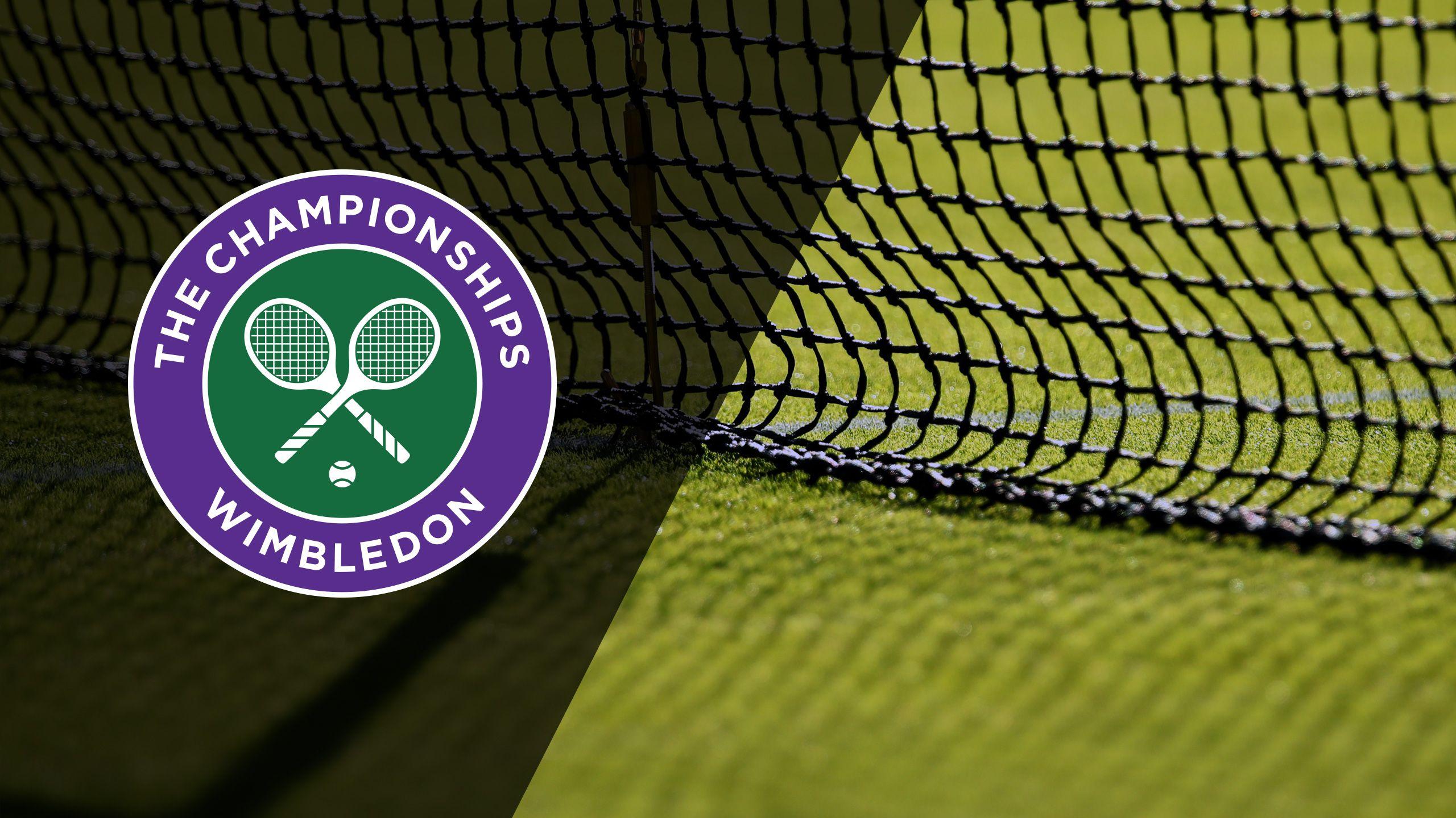 The Championships, Wimbledon 2018 (Gentlemen's Semifinals)