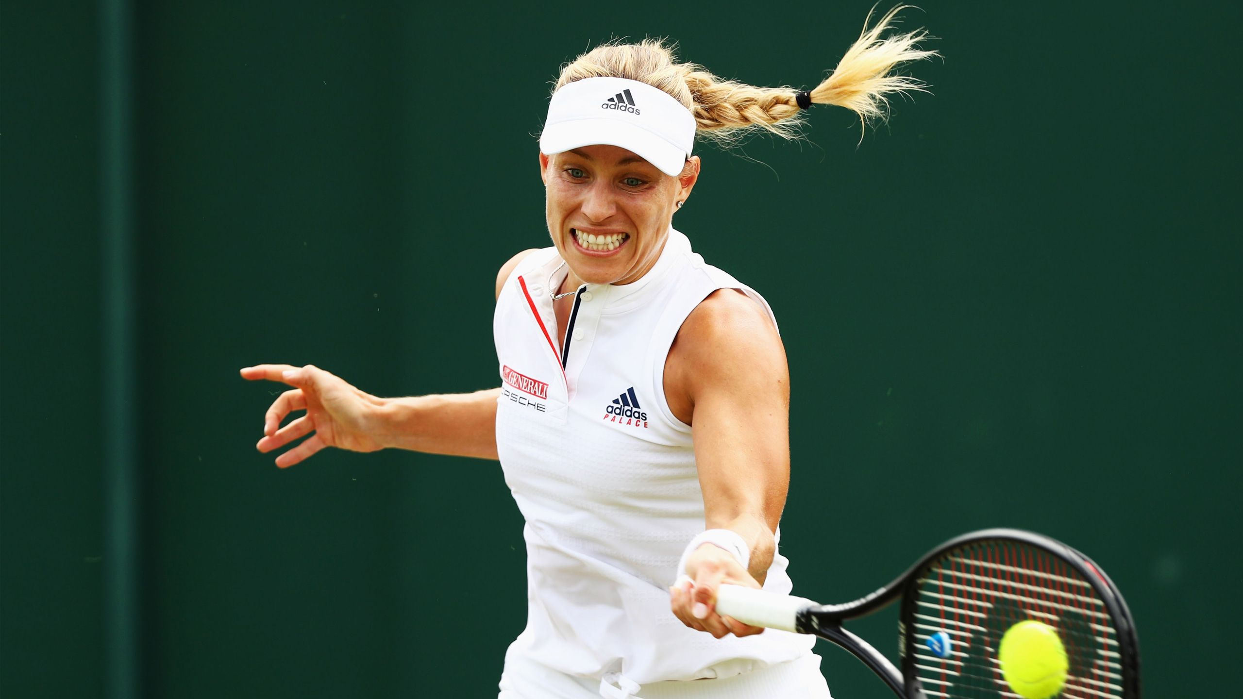 (11) Kerber vs. (18) Osaka (Ladies' Third Round)